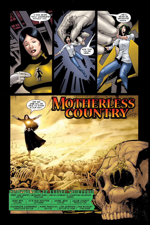 Read online Amazing Fantasy (2004) comic -  Issue #8 - 3