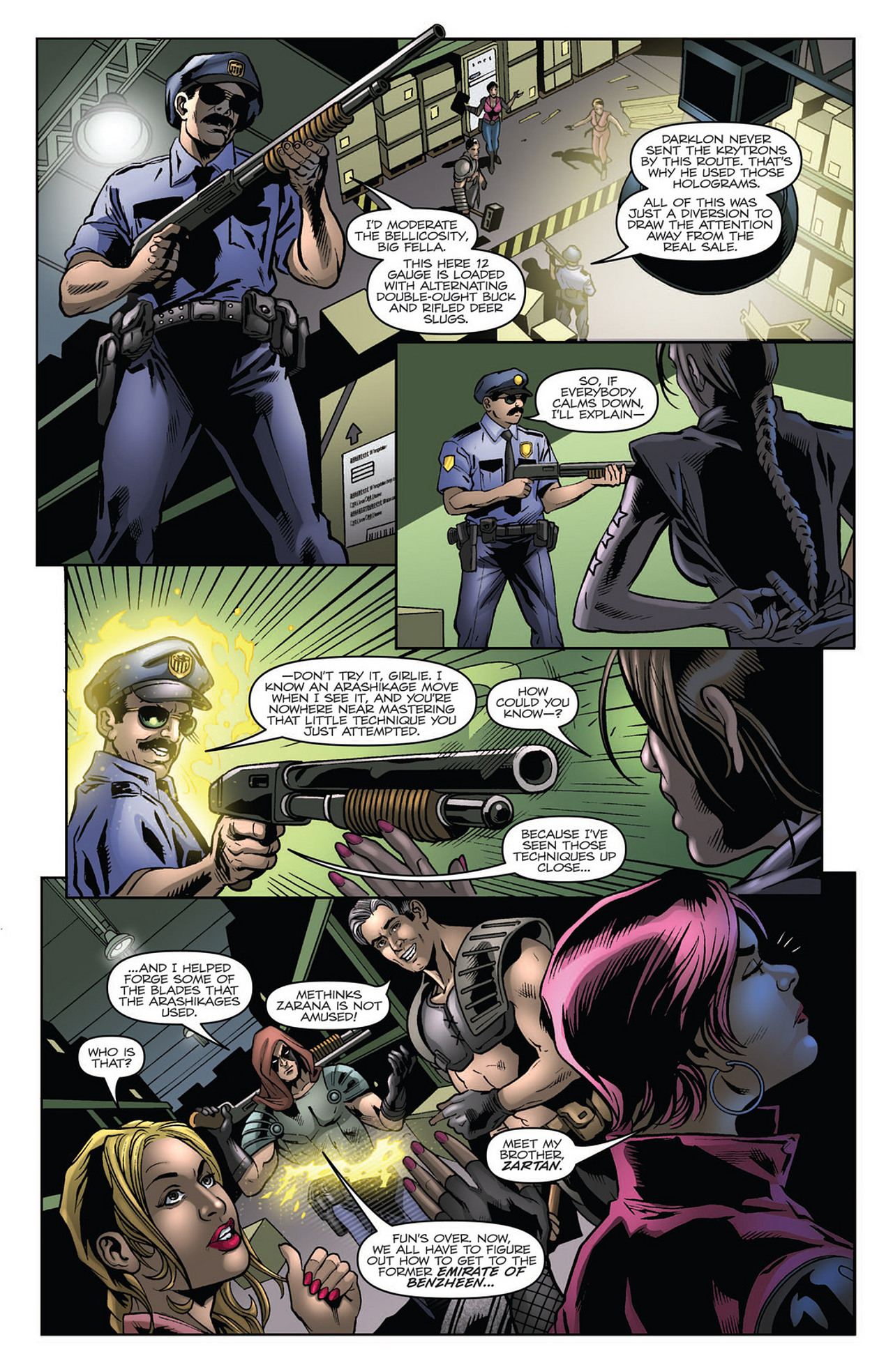 G.I. Joe: A Real American Hero 183 Page 15