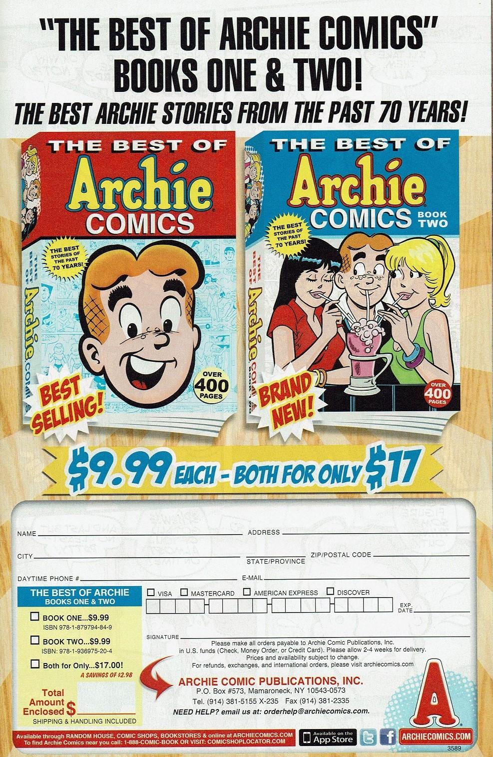 Read online Kevin Keller comic -  Issue #5 - 10