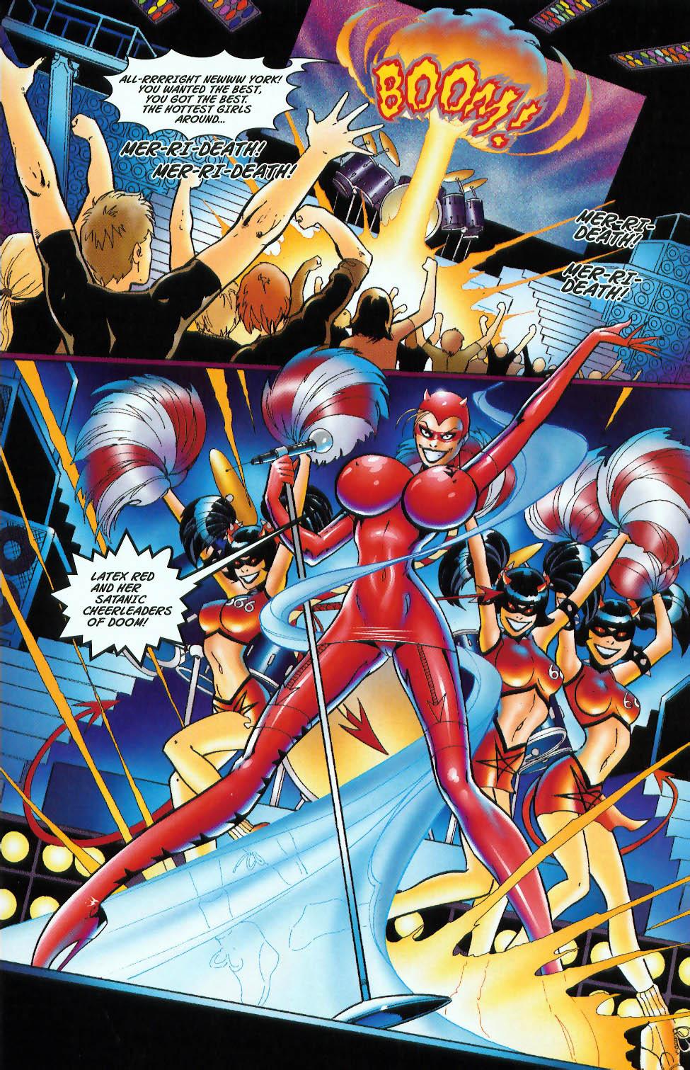 Read online 3 Little Kittens: Purrr-fect Weapons comic -  Issue #3 - 9