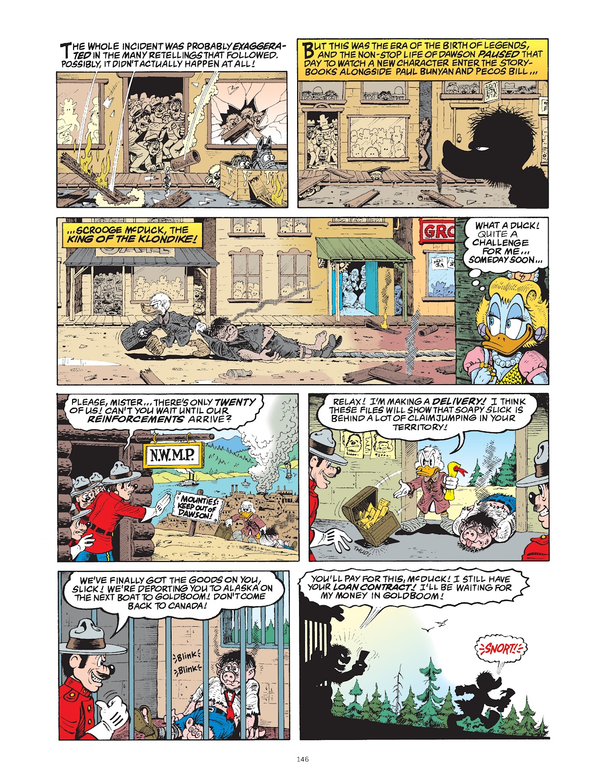 Read online The Complete Life and Times of Scrooge McDuck comic -  Issue # TPB 1 (Part 2) - 45