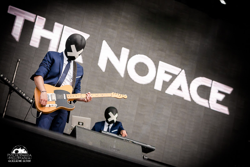 The Noface @Main Square Festival 2017, Arras 30/06/2017