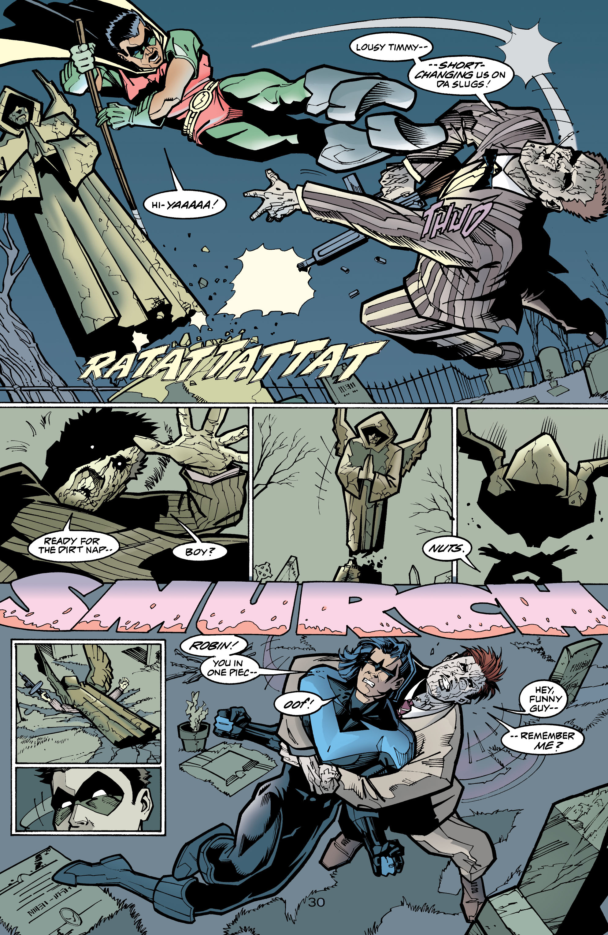 Read online Batman: Day of Judgment comic -  Issue # Full - 31