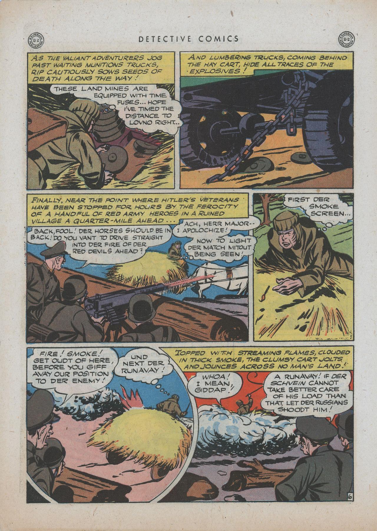Read online Detective Comics (1937) comic -  Issue #89 - 52