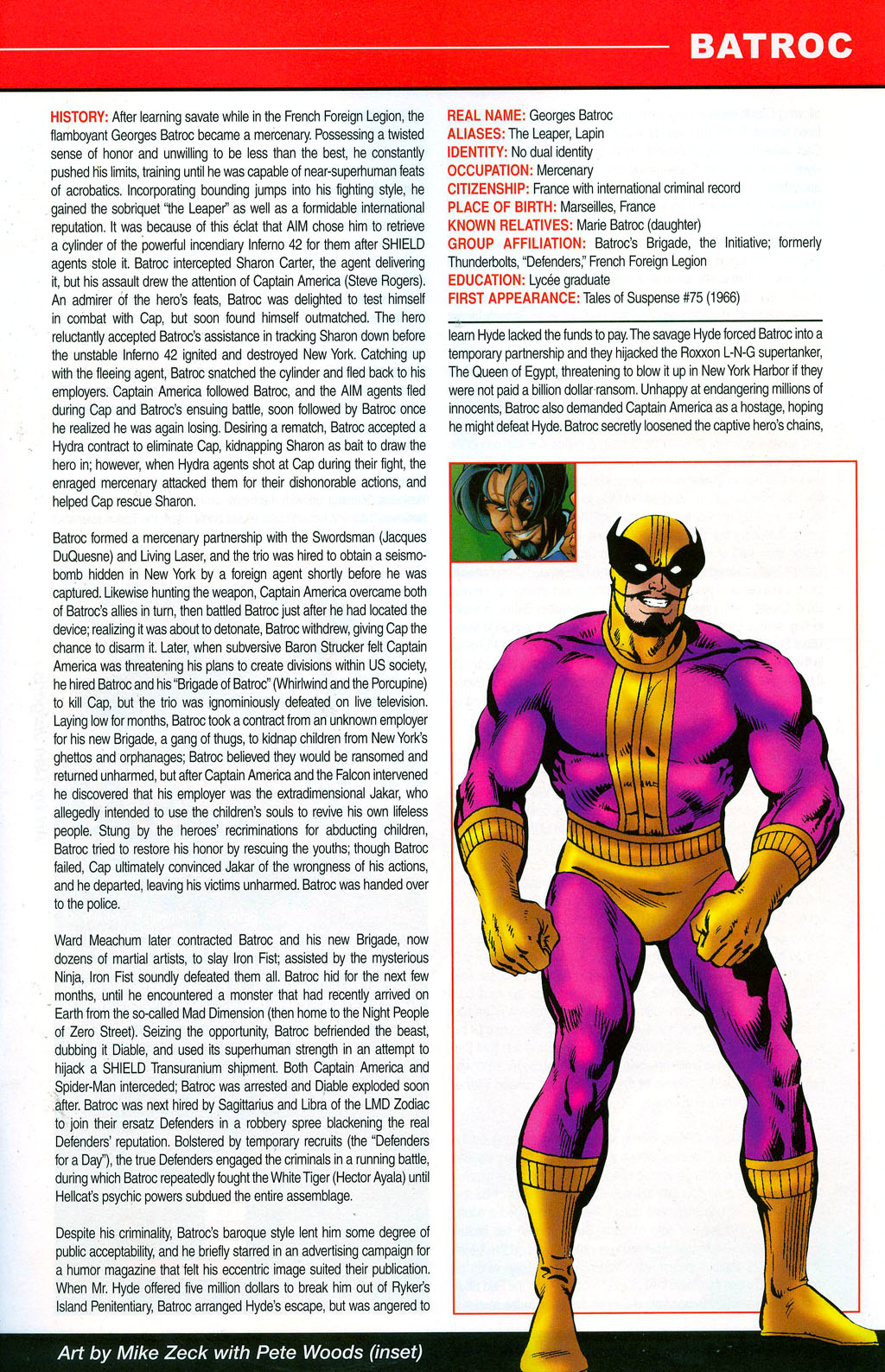 Read online All-New Official Handbook of the Marvel Universe A to Z: Update comic -  Issue #3 - 7