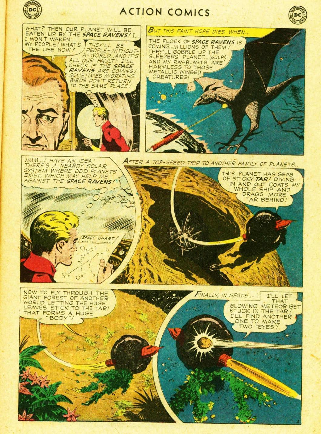 Read online Action Comics (1938) comic -  Issue #245 - 23