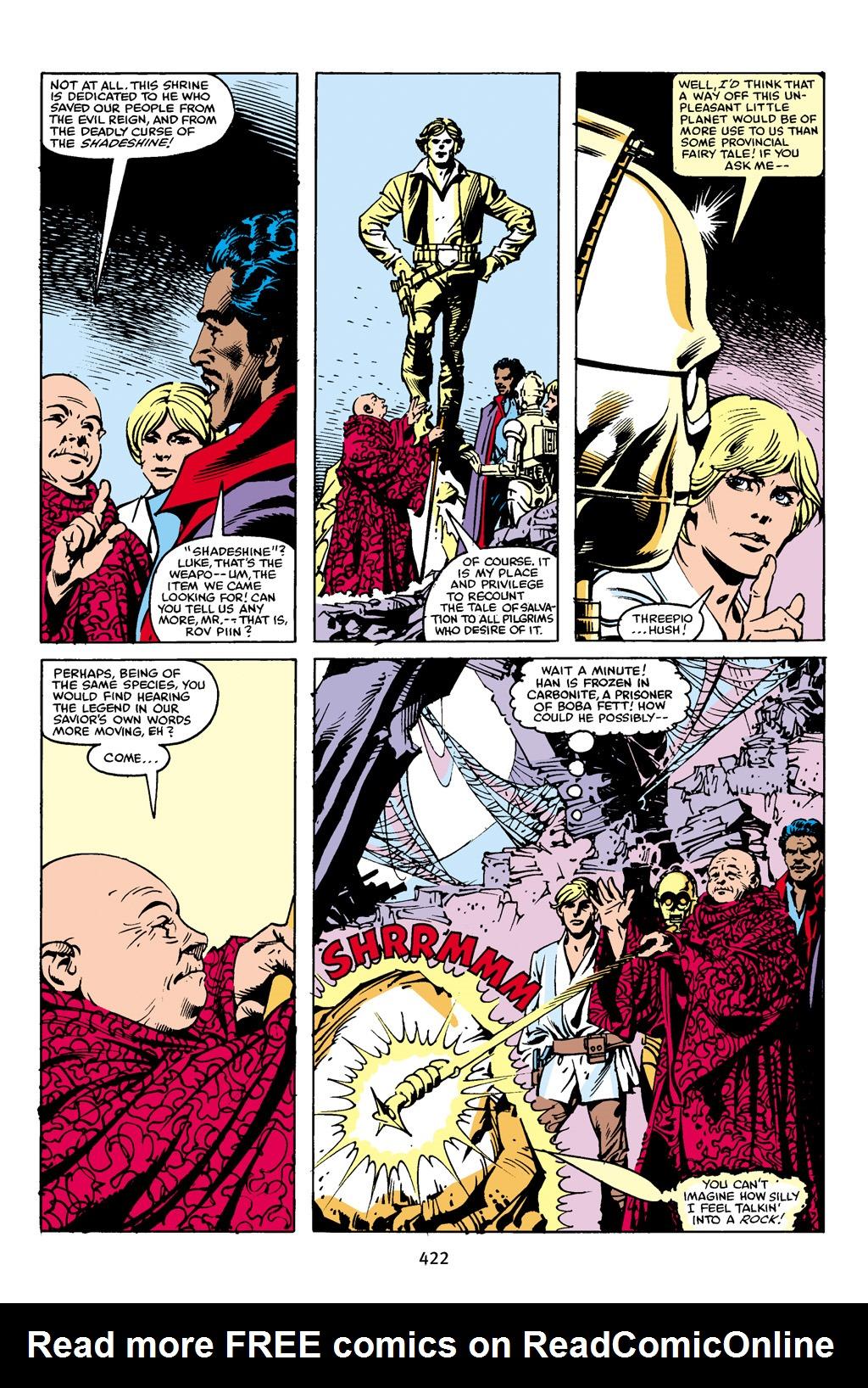 Read online Star Wars Omnibus comic -  Issue # Vol. 16 - 414