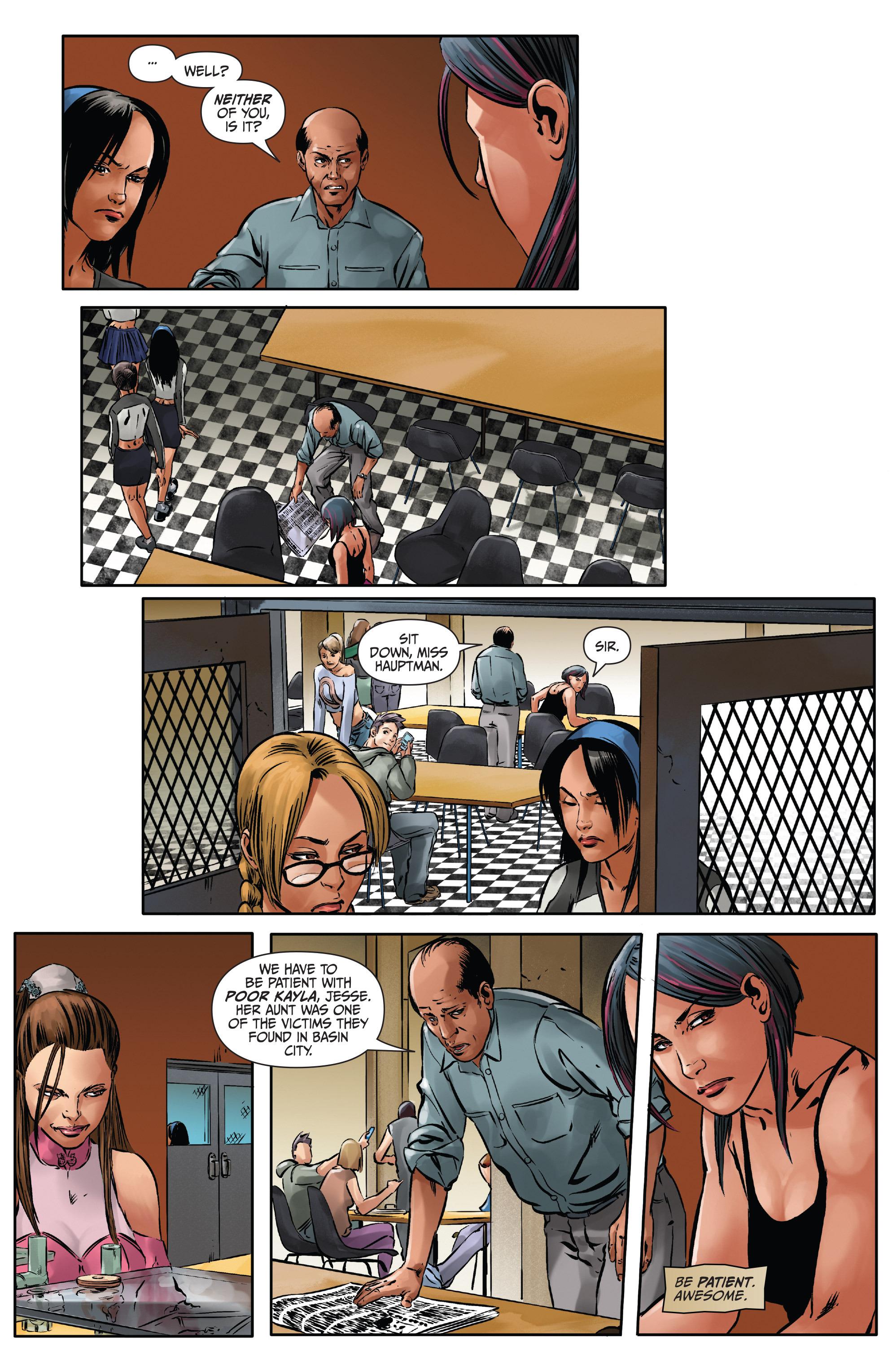 Read online Mercy Thompson comic -  Issue #2 - 8