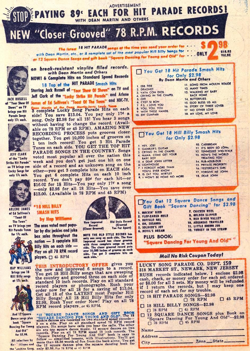 Read online Adventure Comics (1938) comic -  Issue #197 - 23