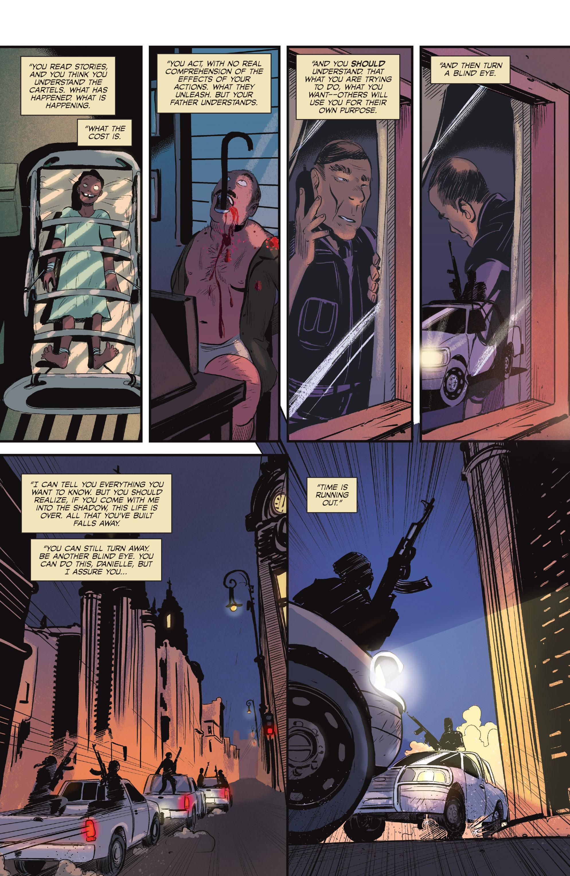 Read online Sombra comic -  Issue #1 - 23