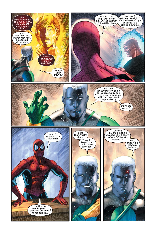 Captain Marvel (2002) Issue #10 #10 - English 19