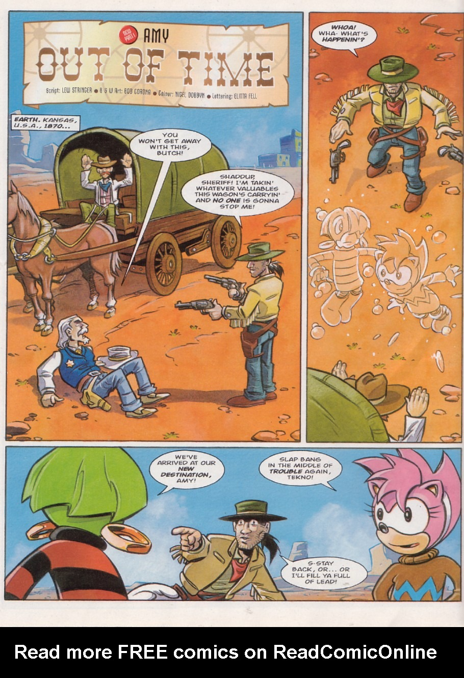 Read online Sonic the Comic comic -  Issue #140 - 10