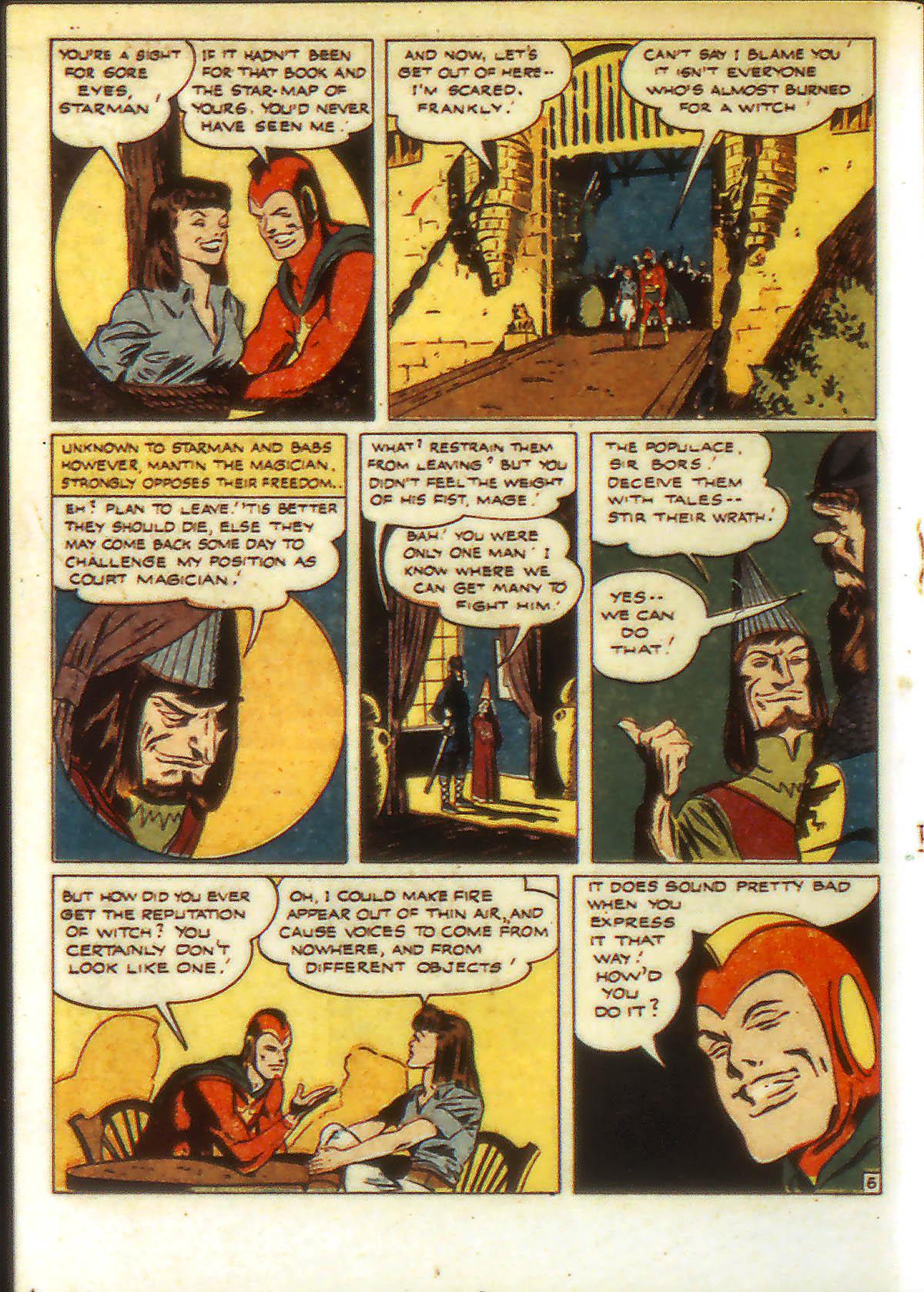Read online Adventure Comics (1938) comic -  Issue #90 - 34