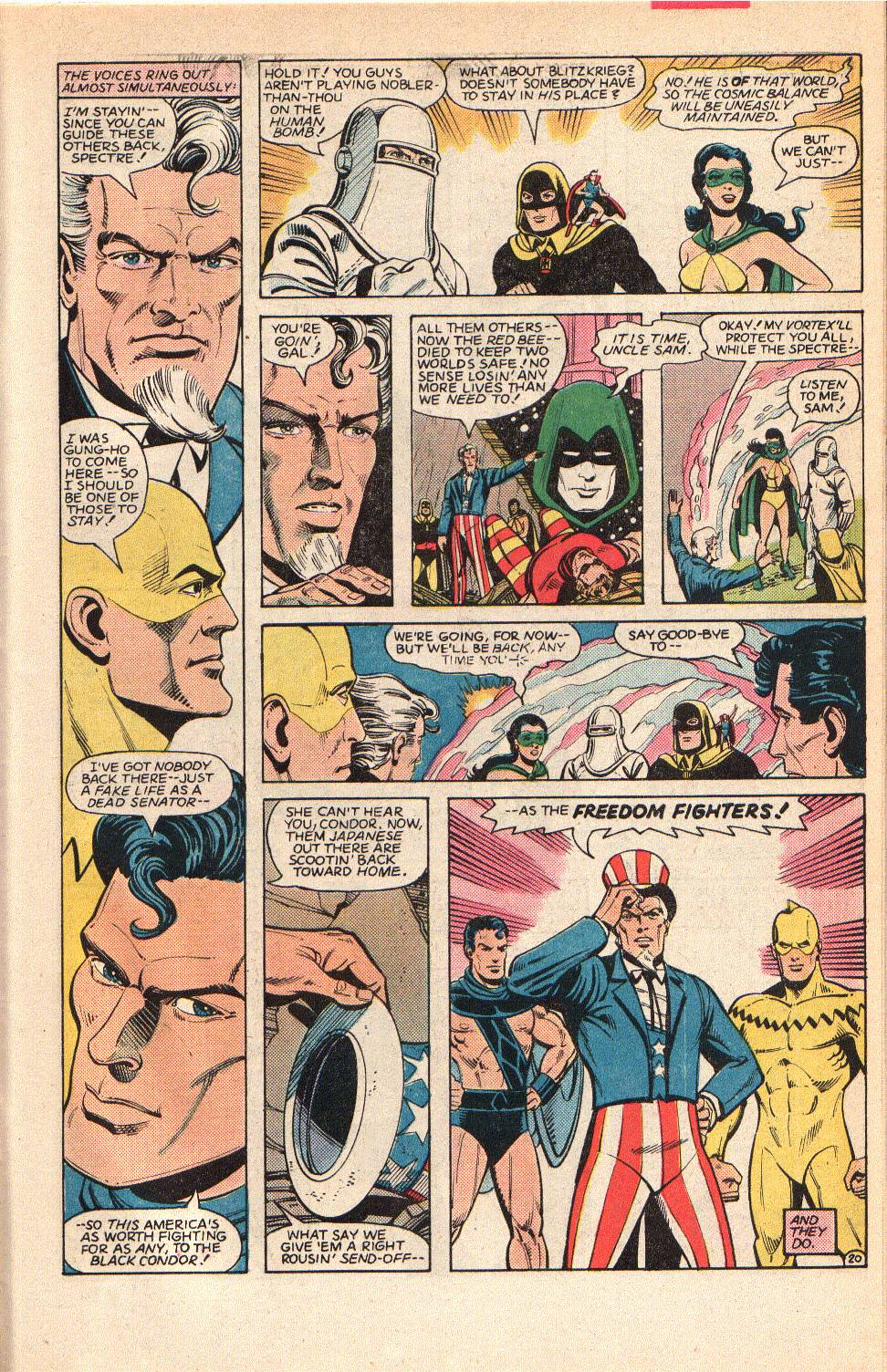 Read online All-Star Squadron comic -  Issue #35 - 27