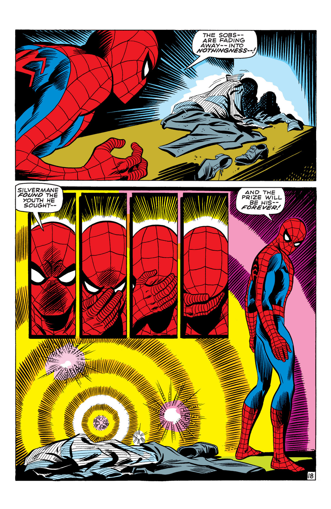 The Amazing Spider-Man (1963) 75 Page 18