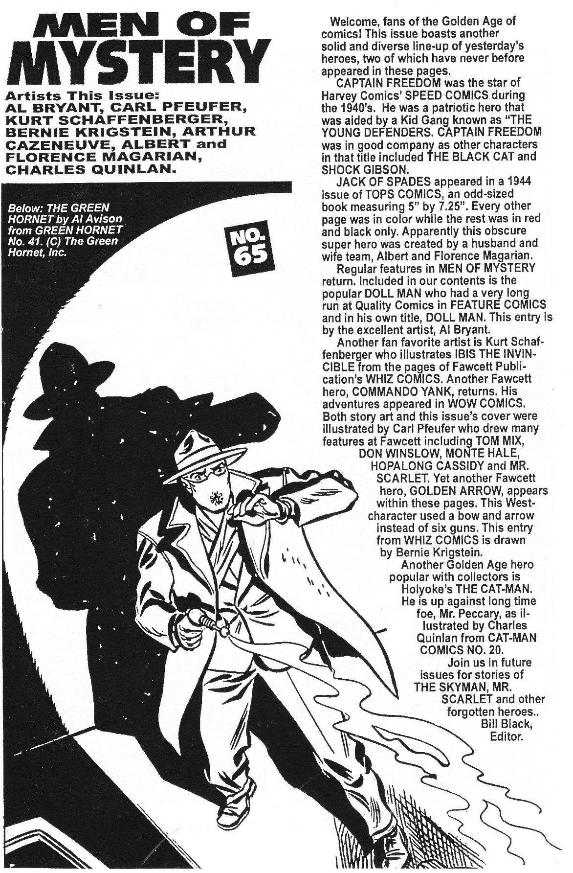 Read online Men of Mystery Comics comic -  Issue #65 - 3