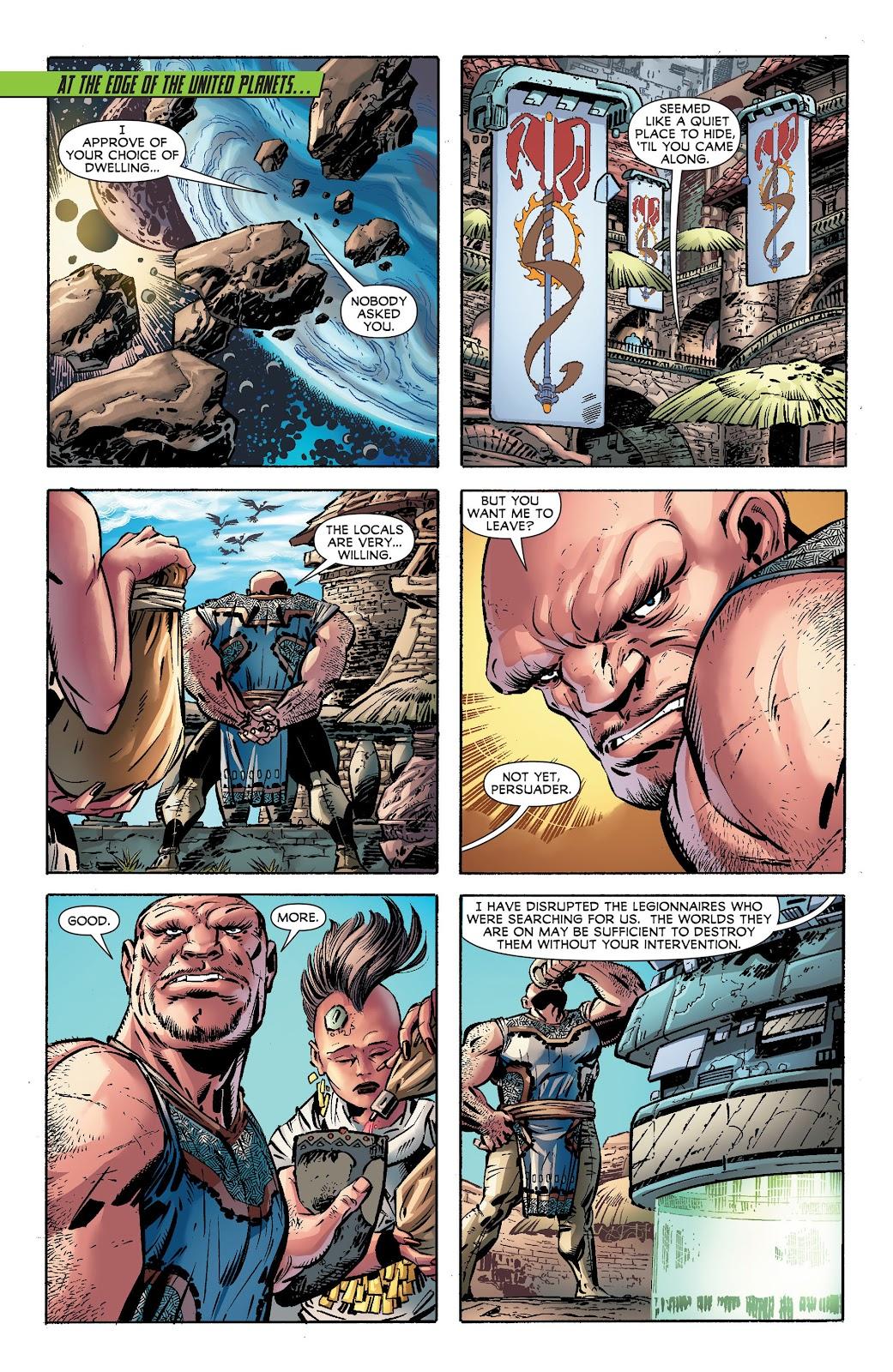 Legion of Super-Heroes (2011) Issue #17 #18 - English 18