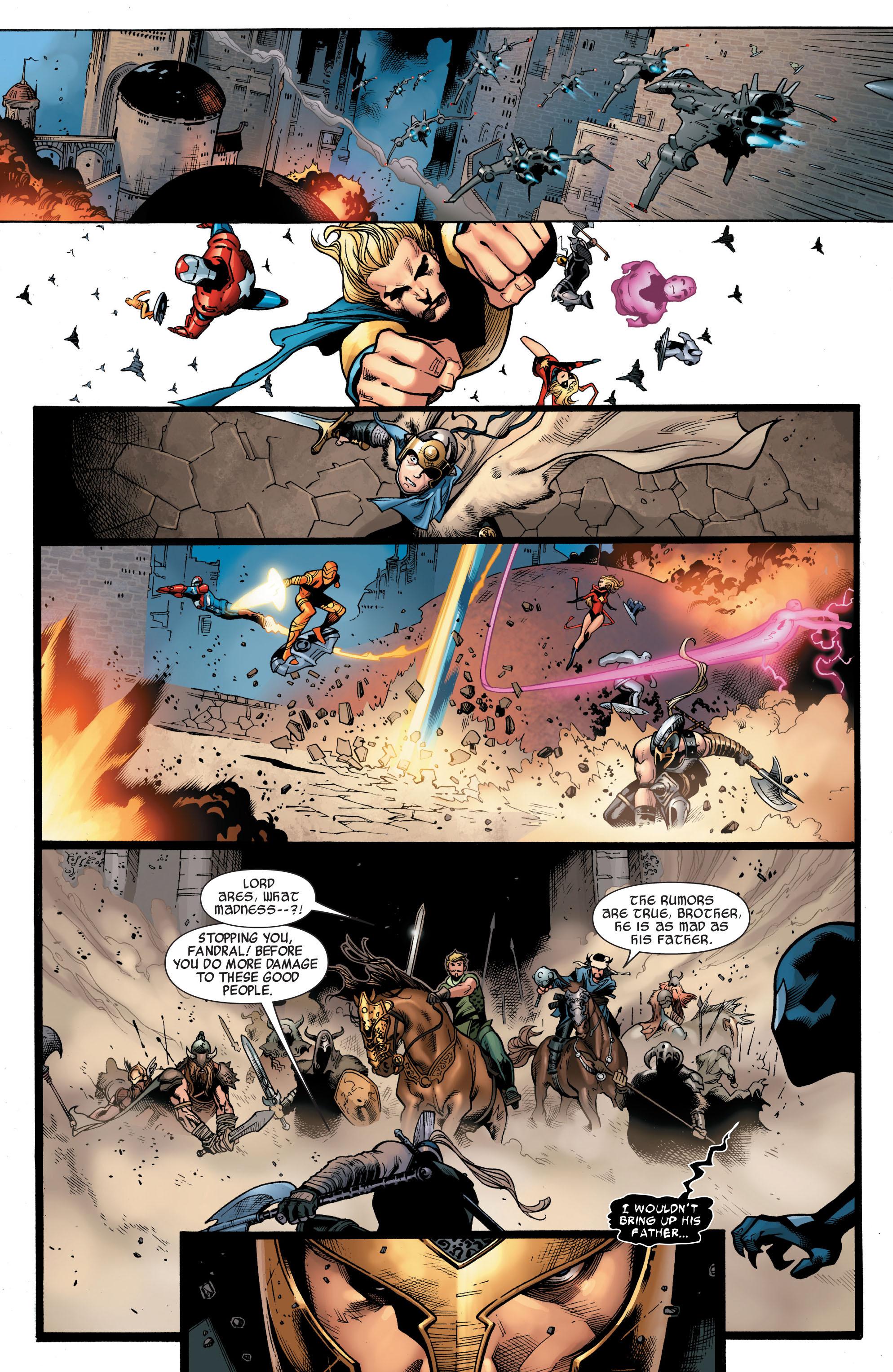 Read online Siege (2010) comic -  Issue #1 - 18