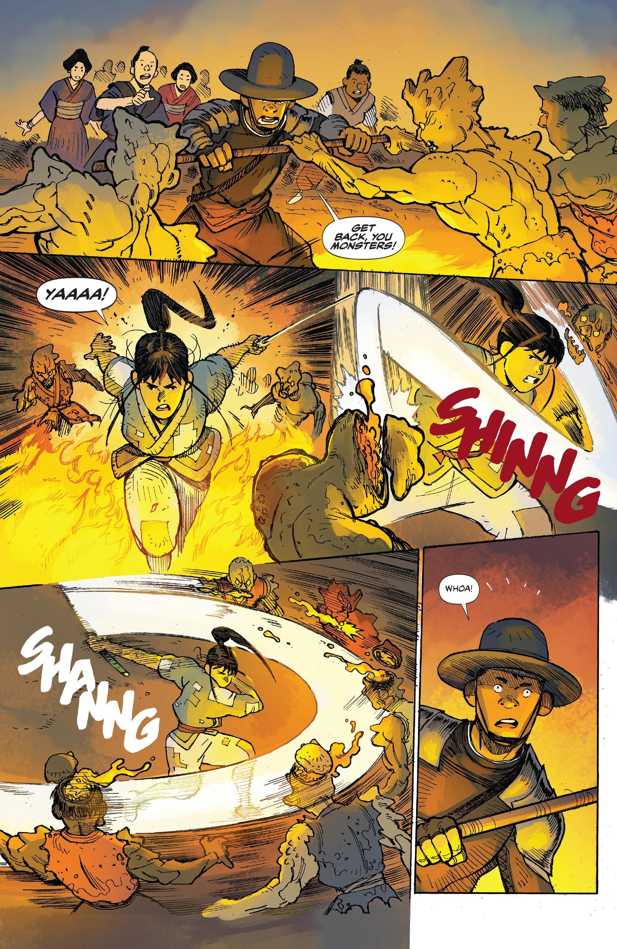 Read online Ronin Island comic -  Issue #3 - 20