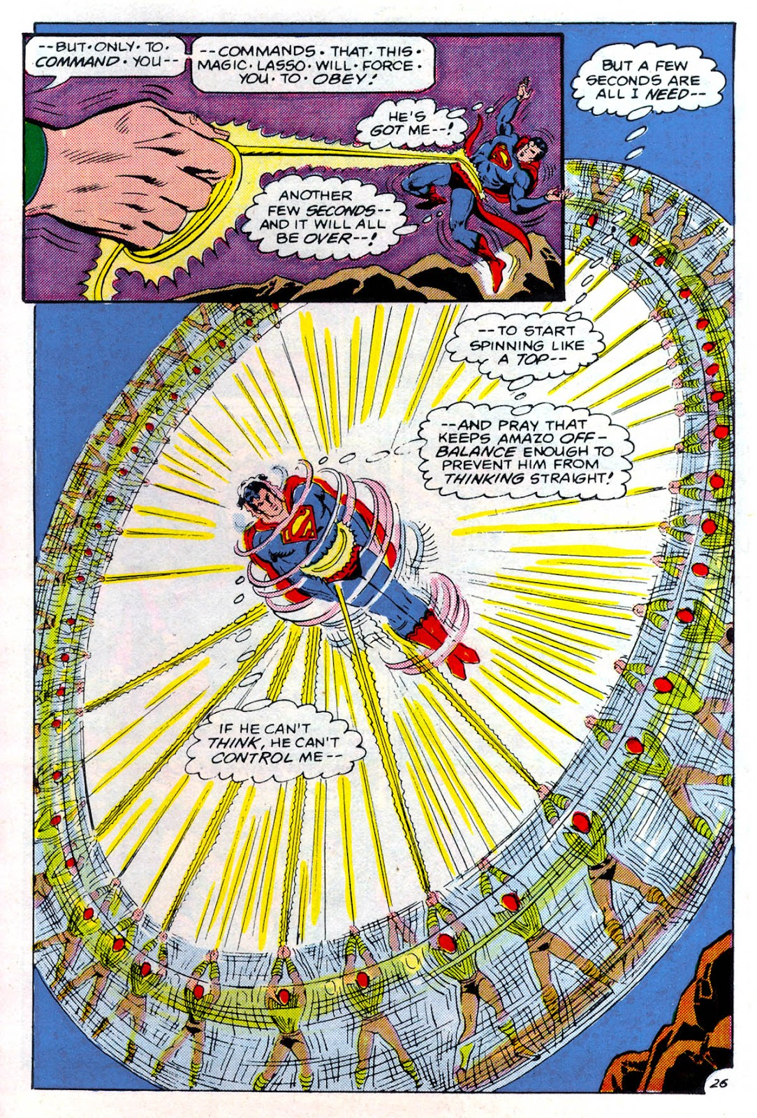 Read online Superman Special (1983) comic -  Issue #3 - 27