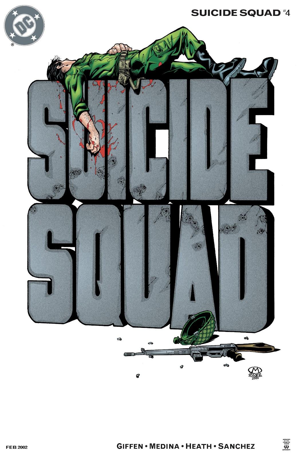 Suicide Squad (2001) 4 Page 1