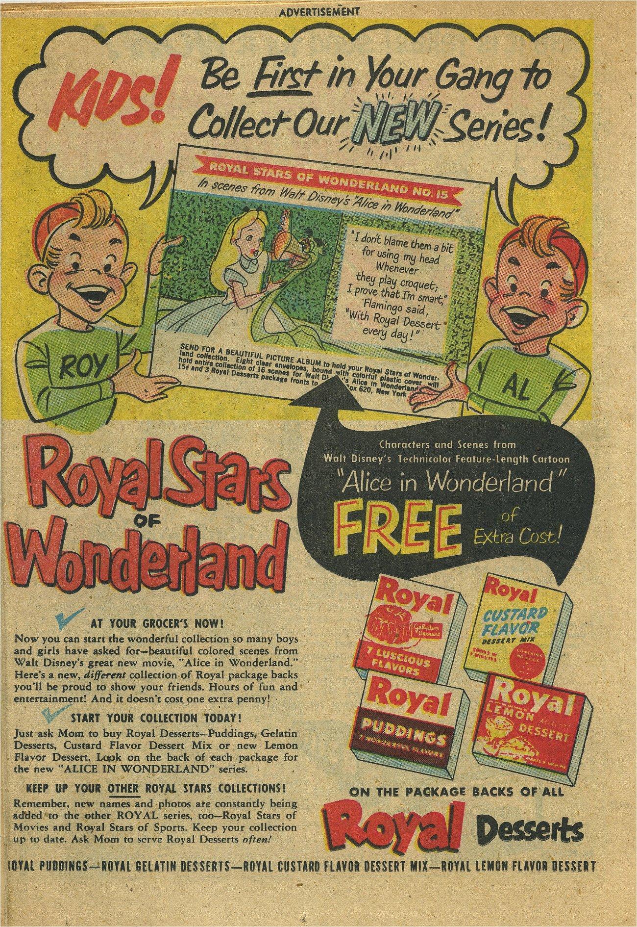 Read online Adventure Comics (1938) comic -  Issue #171 - 22