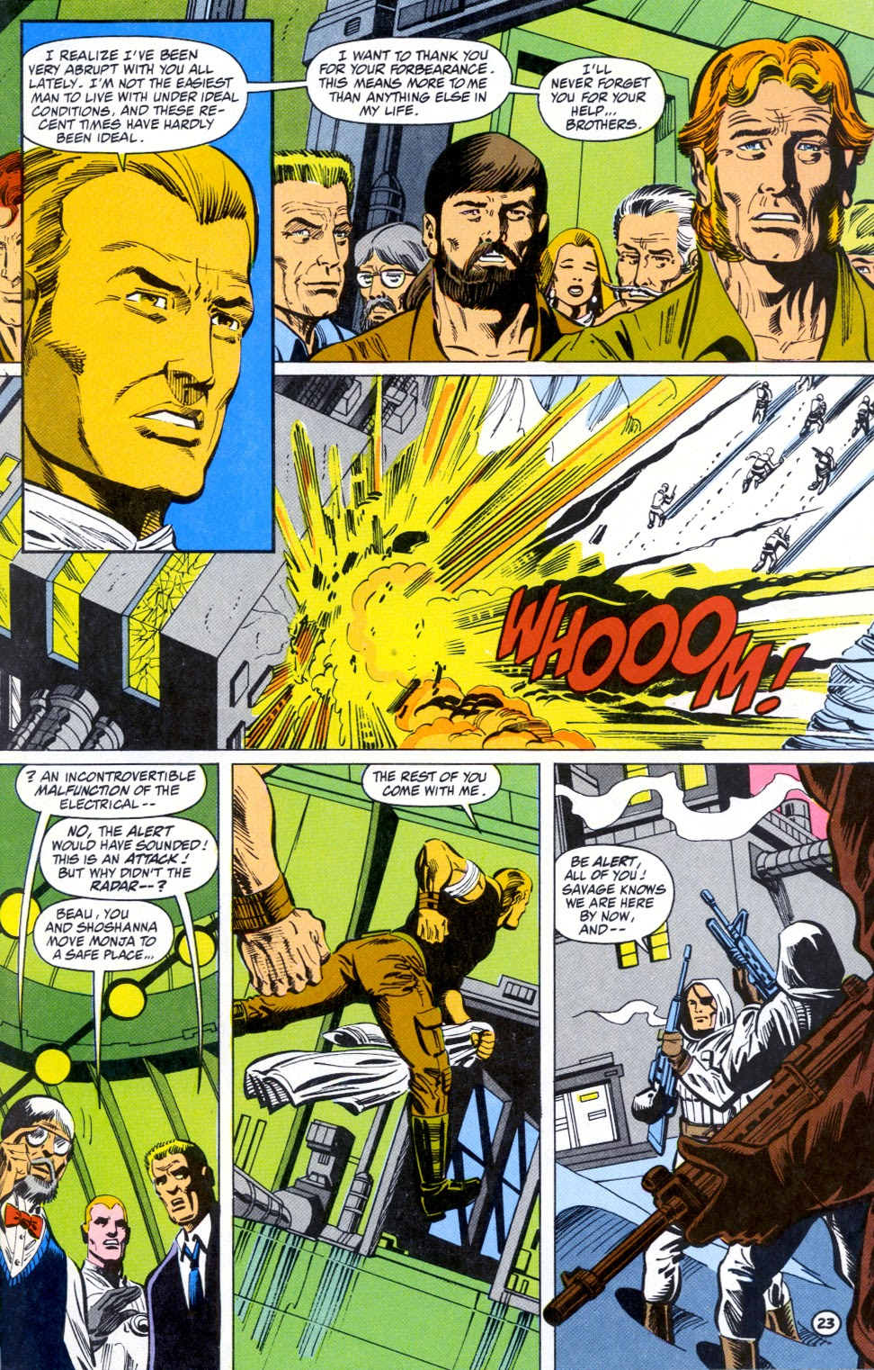 Doc Savage (1988) issue 11 - Page 25