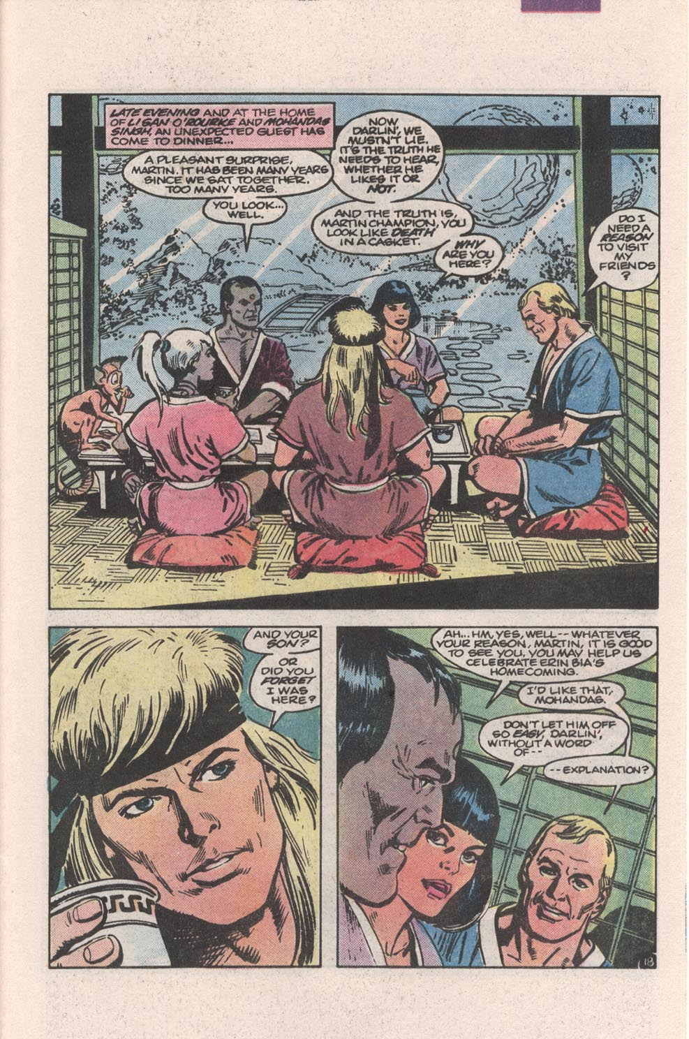 Read online Atari Force (1984) comic -  Issue #4 - 20