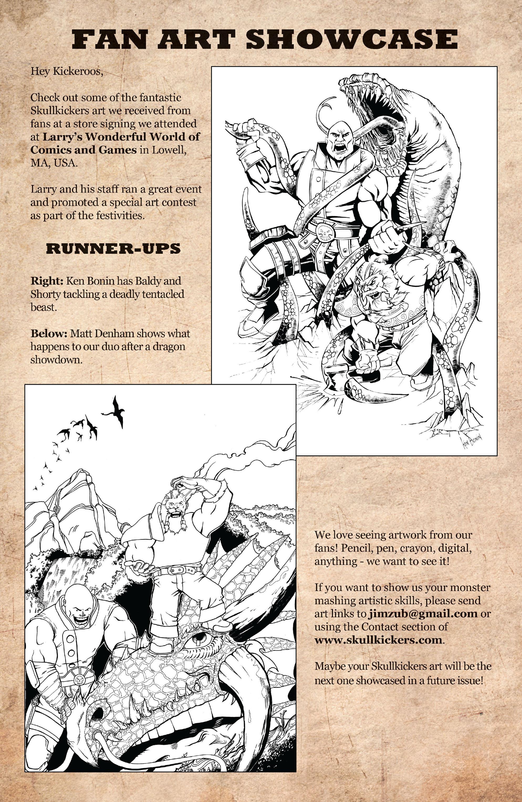Read online Skullkickers comic -  Issue #5 - 25
