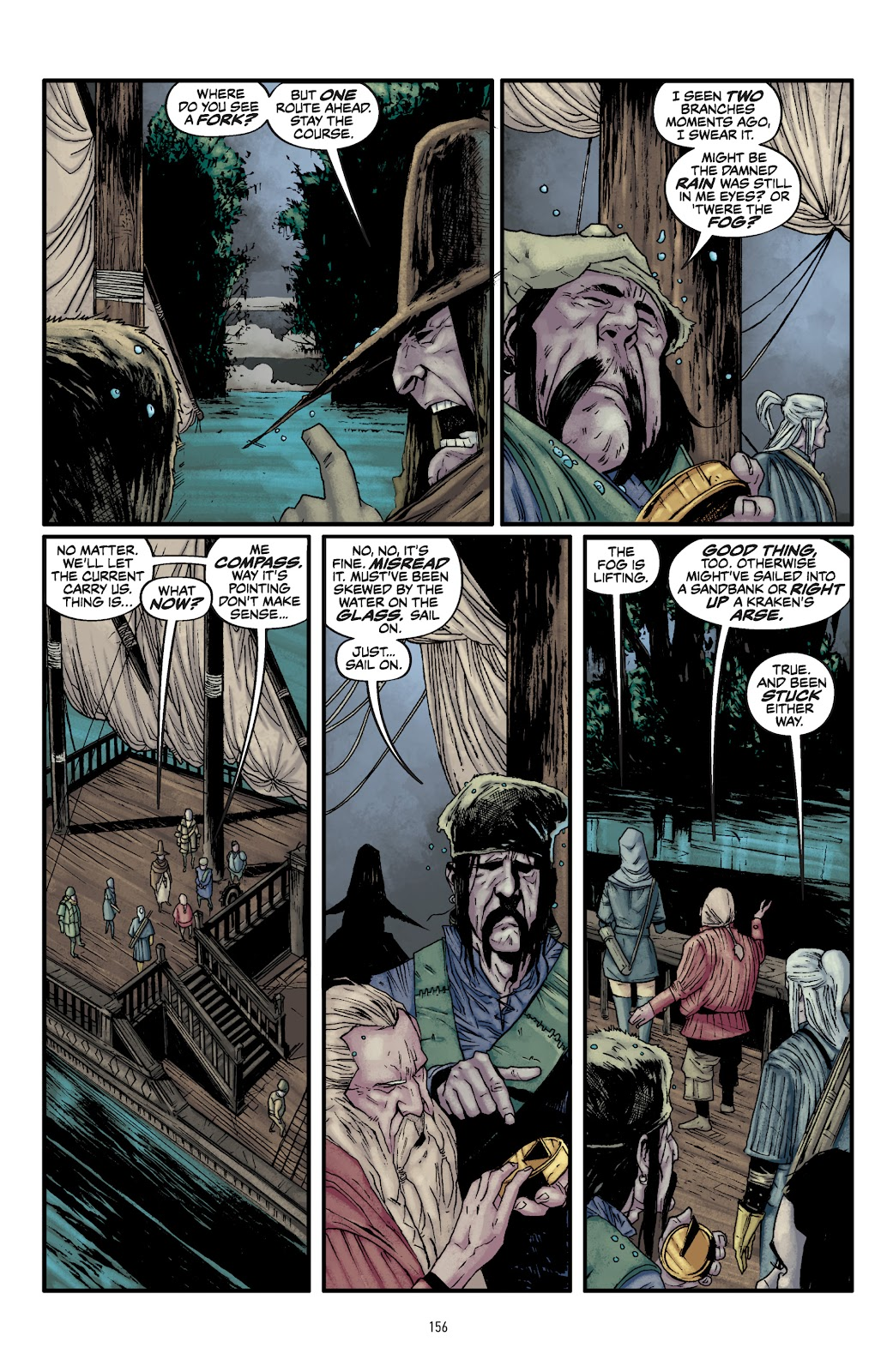 Read online The Witcher Omnibus comic -  Issue # TPB (Part 2) - 57