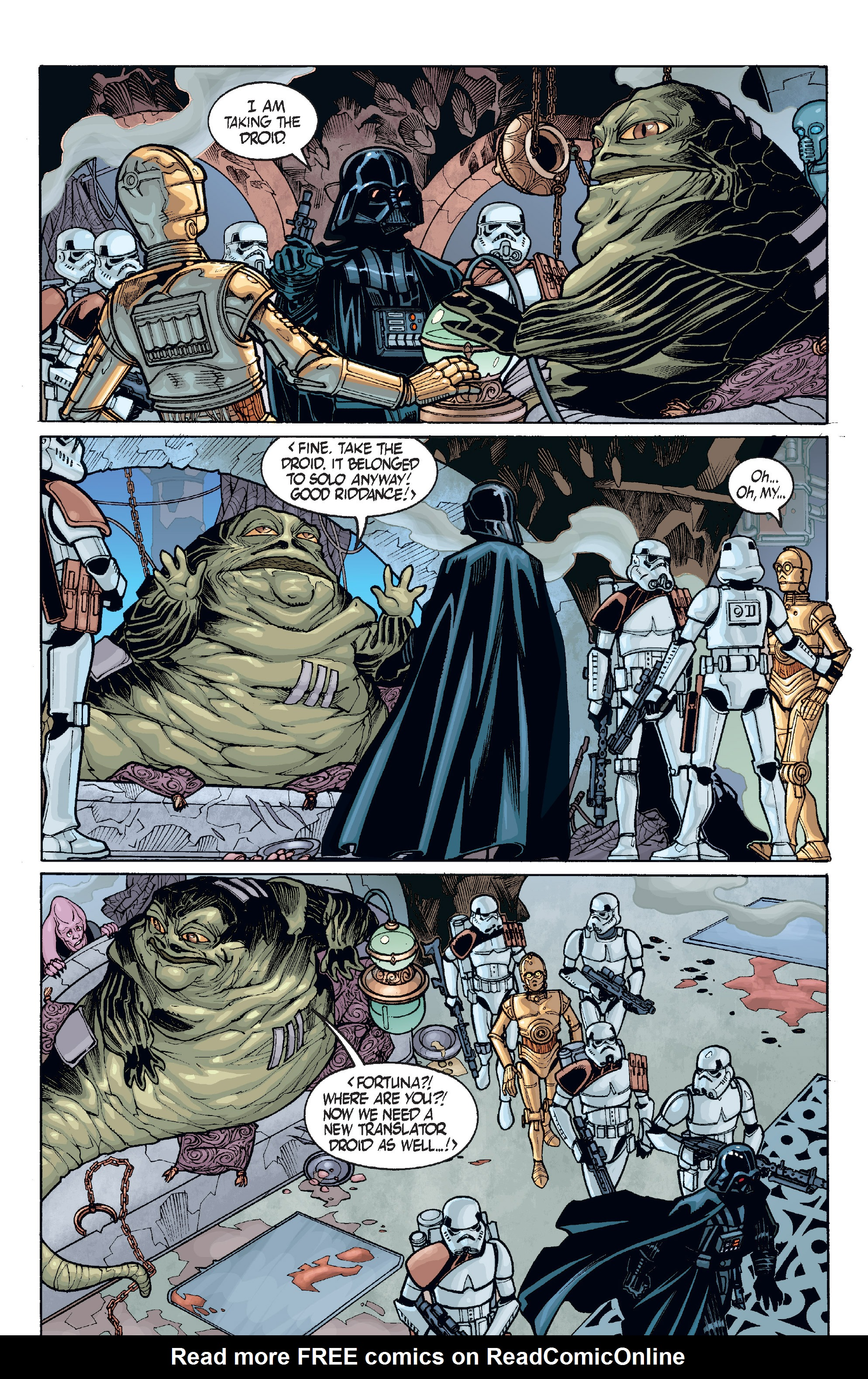 Read online Star Wars Omnibus comic -  Issue # Vol. 27 - 158