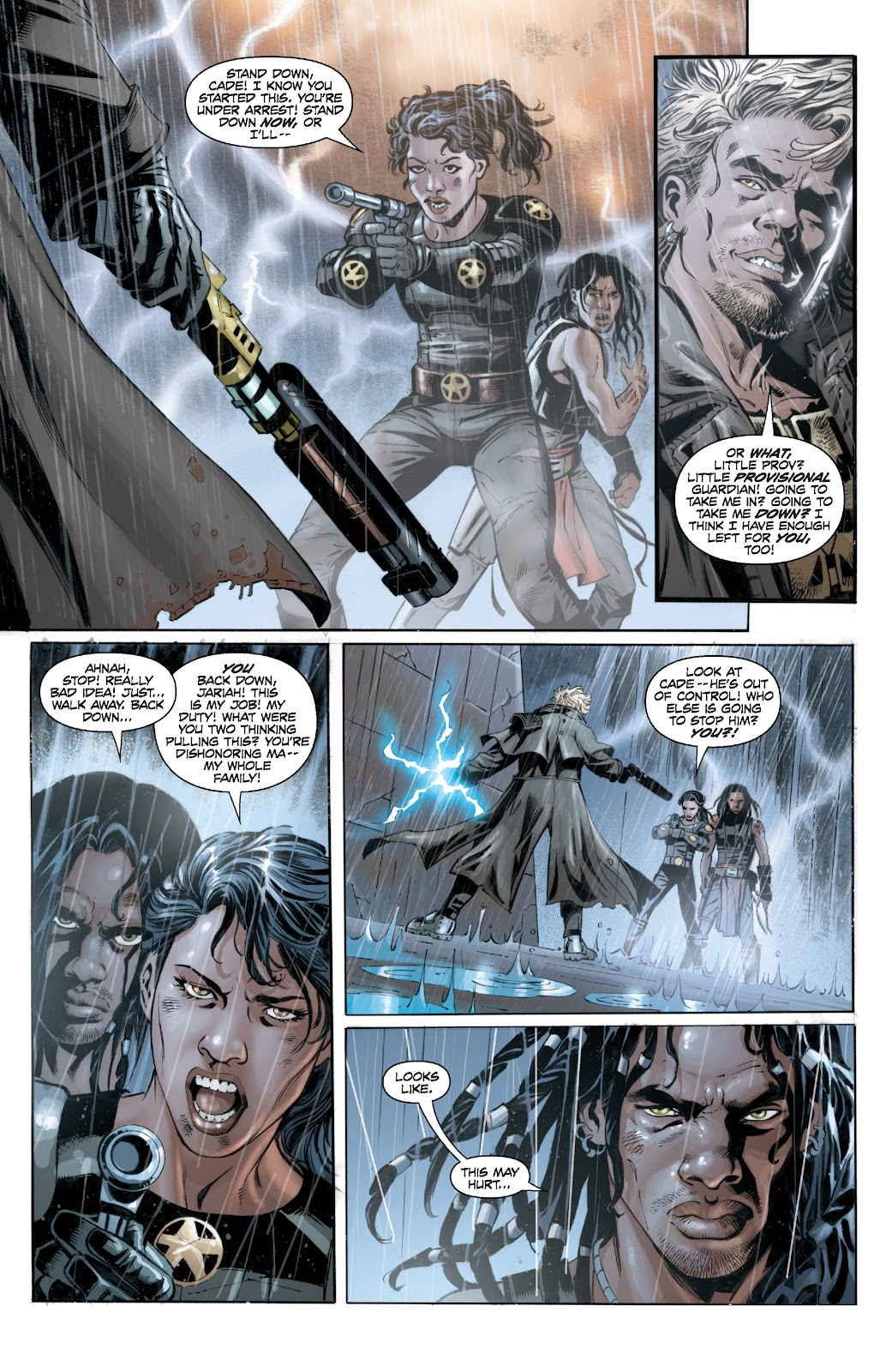 Read online Star Wars Legends: Legacy - Epic Collection comic -  Issue # TPB 2 (Part 4) - 76