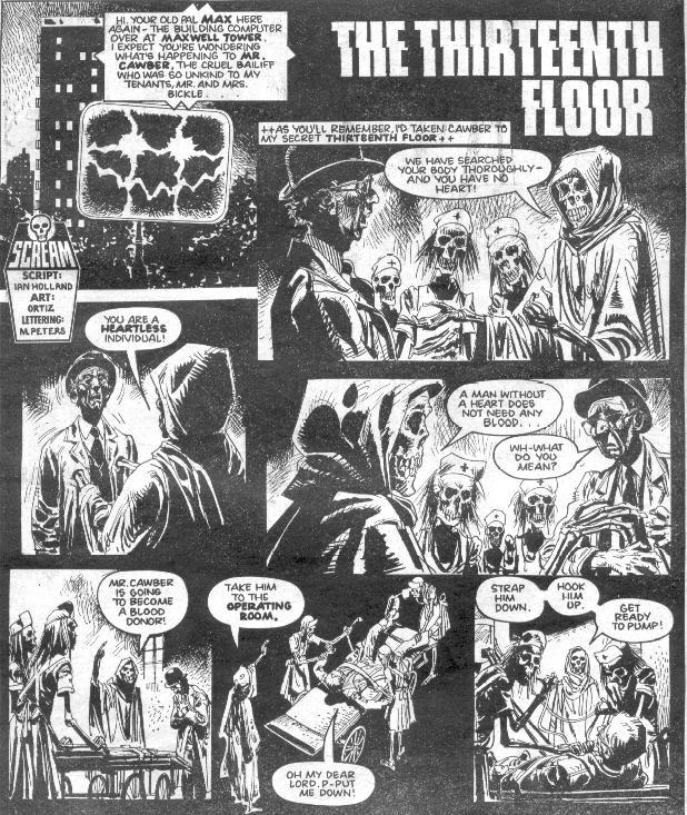 Read online The Thirteenth Floor (2007) comic -  Issue # Full - 25
