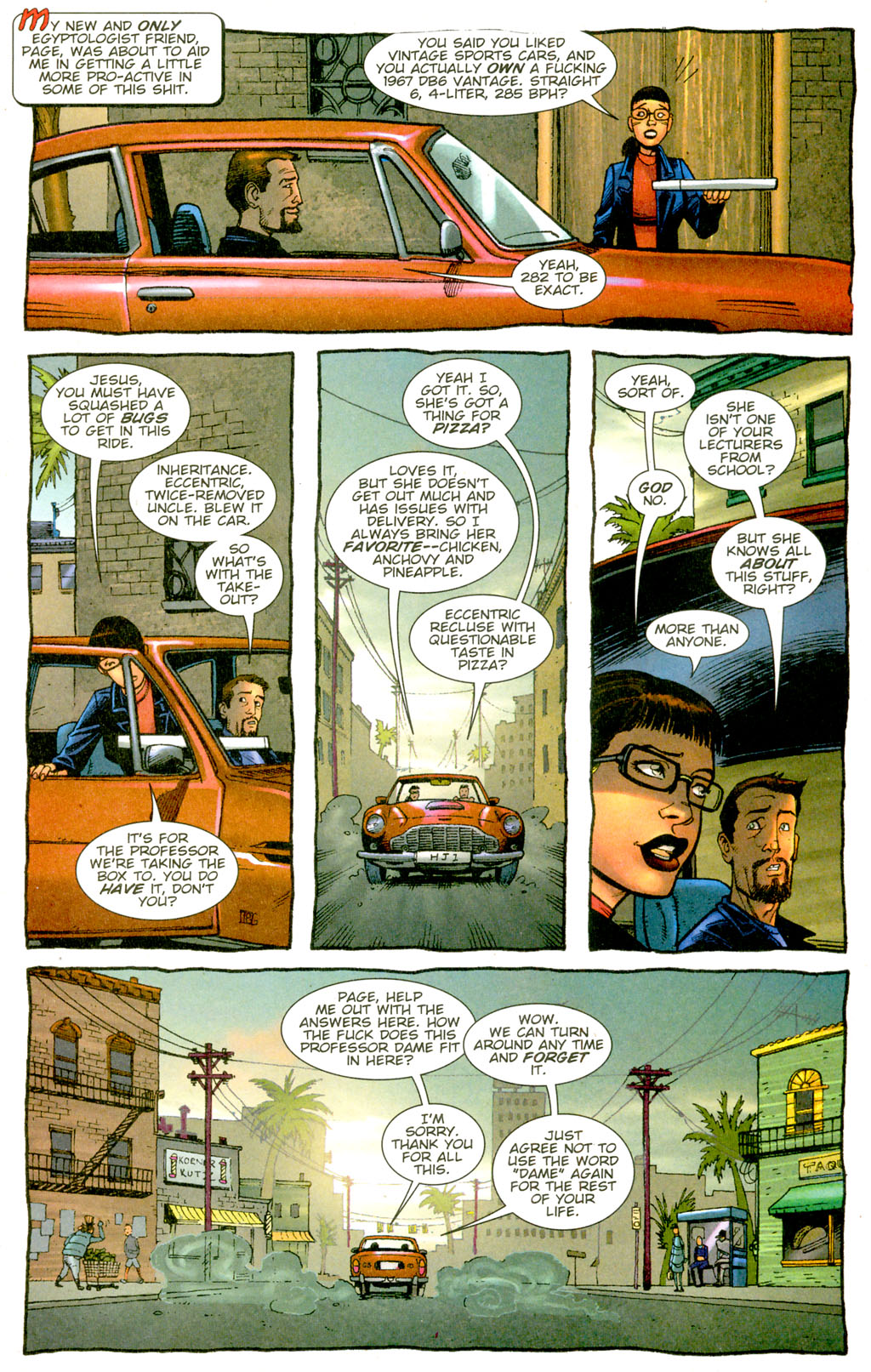 Read online The Exterminators comic -  Issue #7 - 9