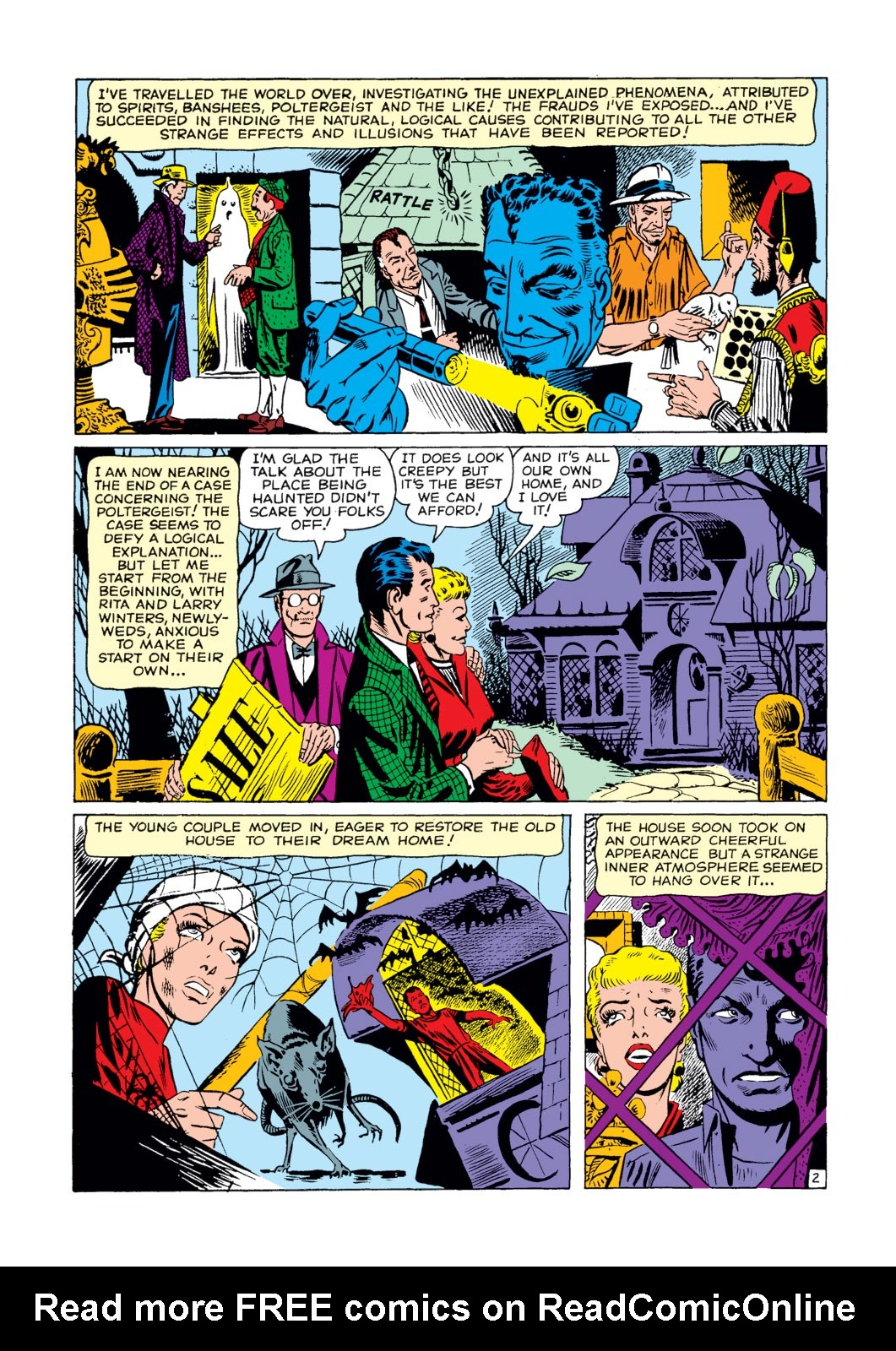Tales to Astonish (1959) issue 1 - Page 10
