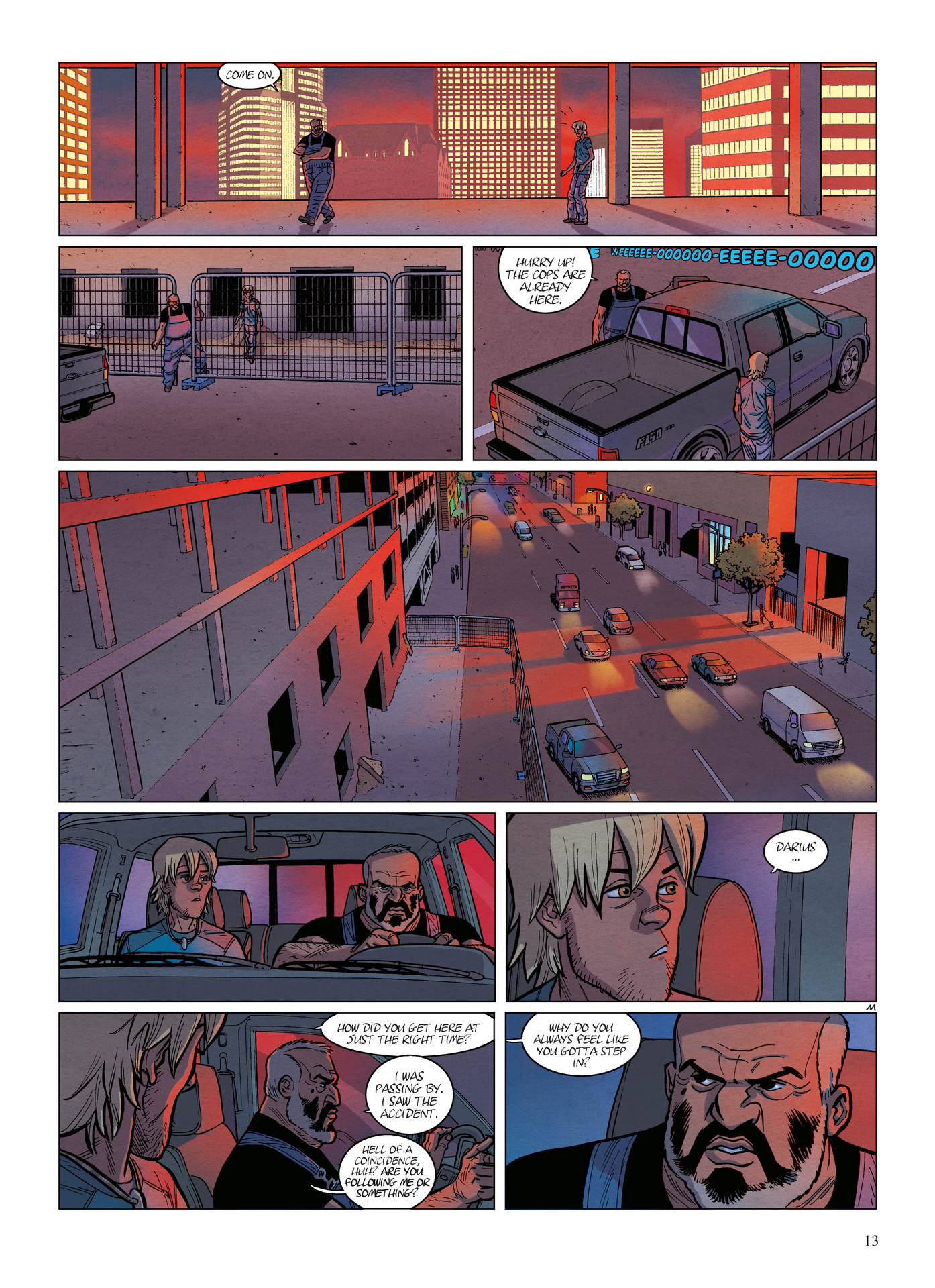 Read online Alter Ego comic -  Issue #6 - 15