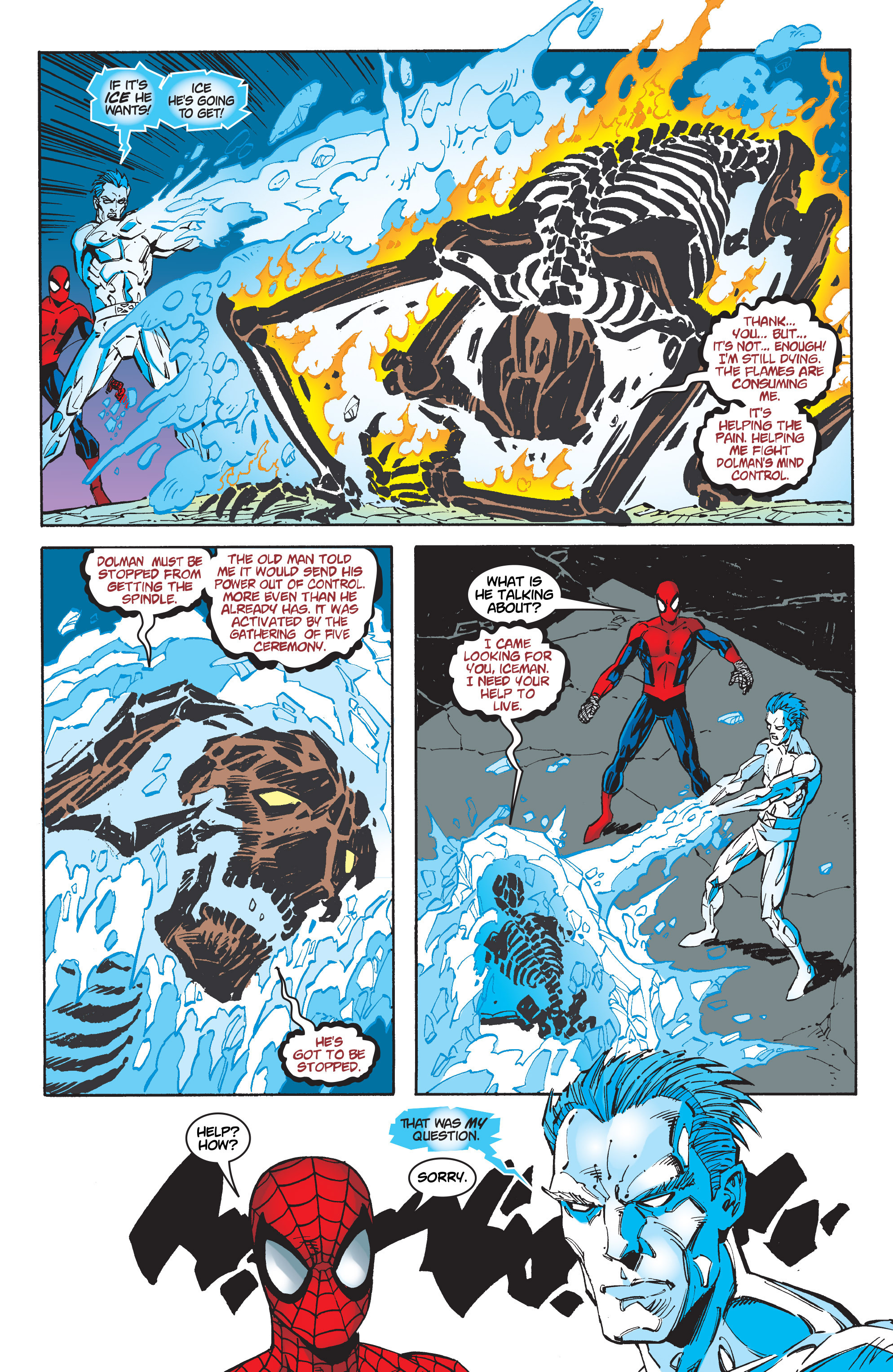 The Amazing Spider-Man (1999) 3 Page 20
