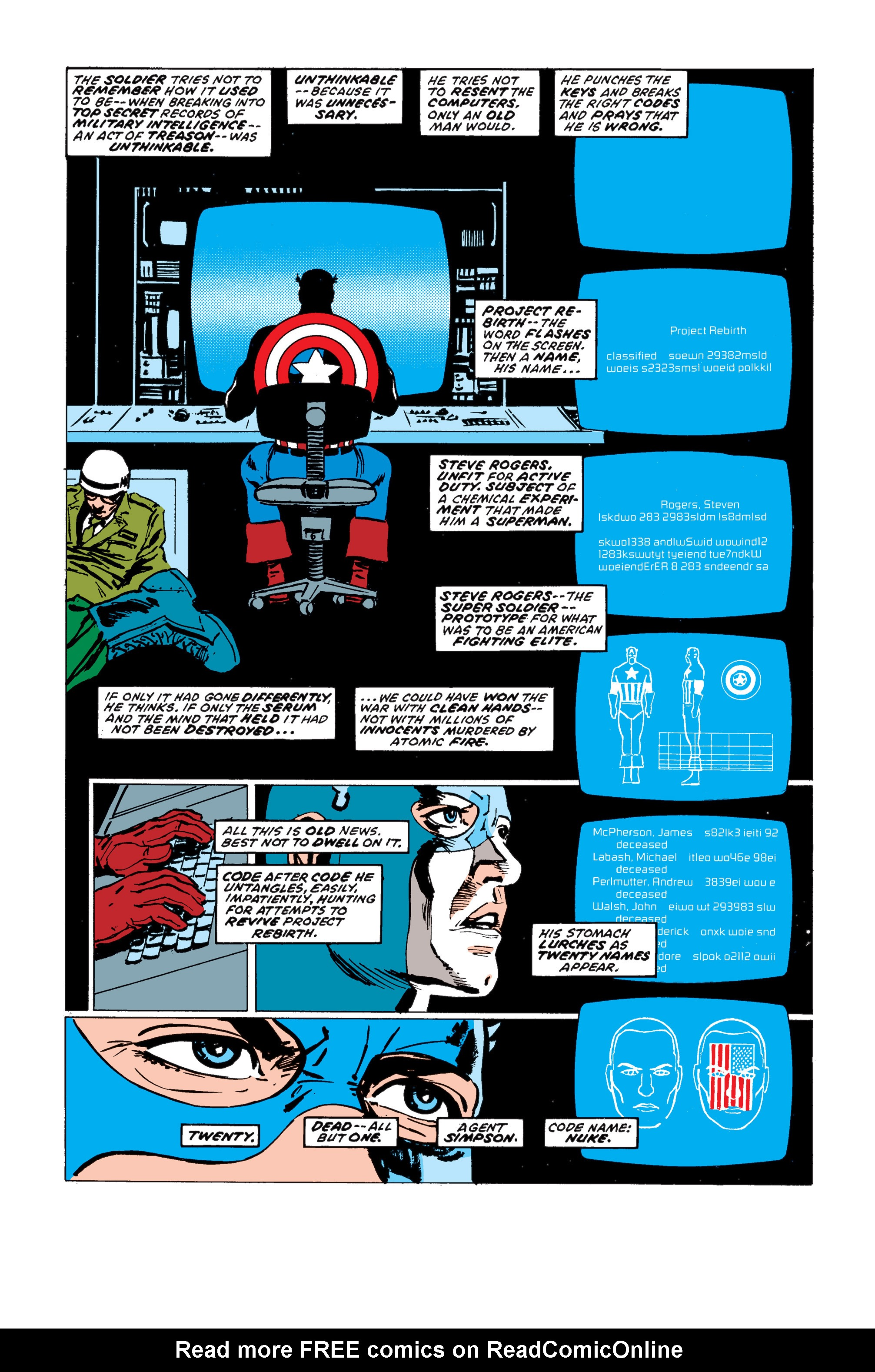Read online Daredevil: Born Again comic -  Issue # Full - 187