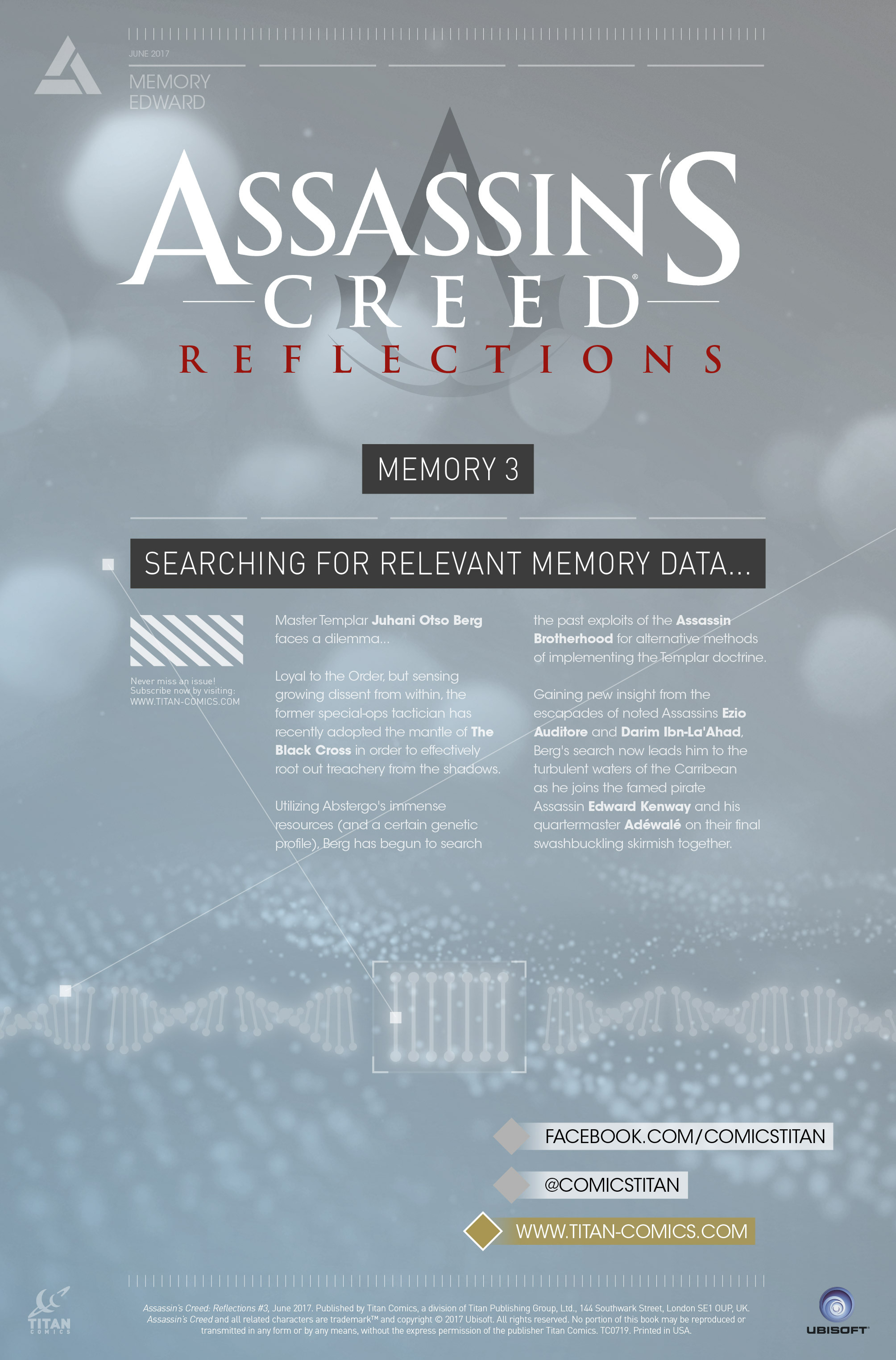 Read online Assassin's Creed: Reflections comic -  Issue #3 - 2
