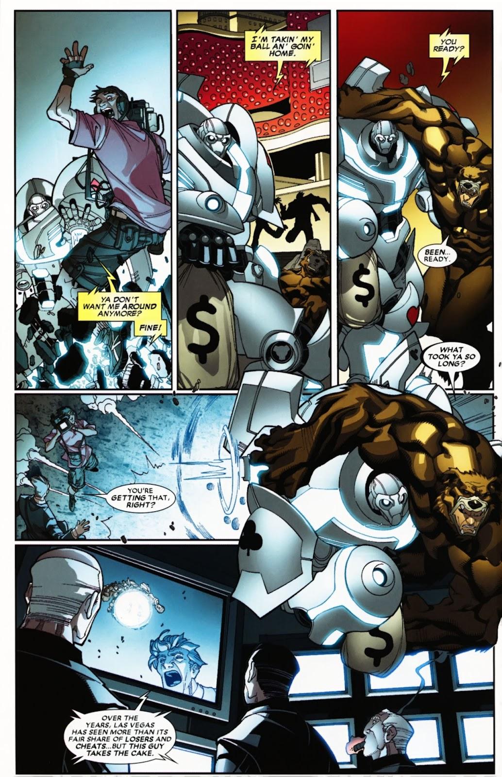 Read online Deadpool (2008) comic -  Issue #24 - 30