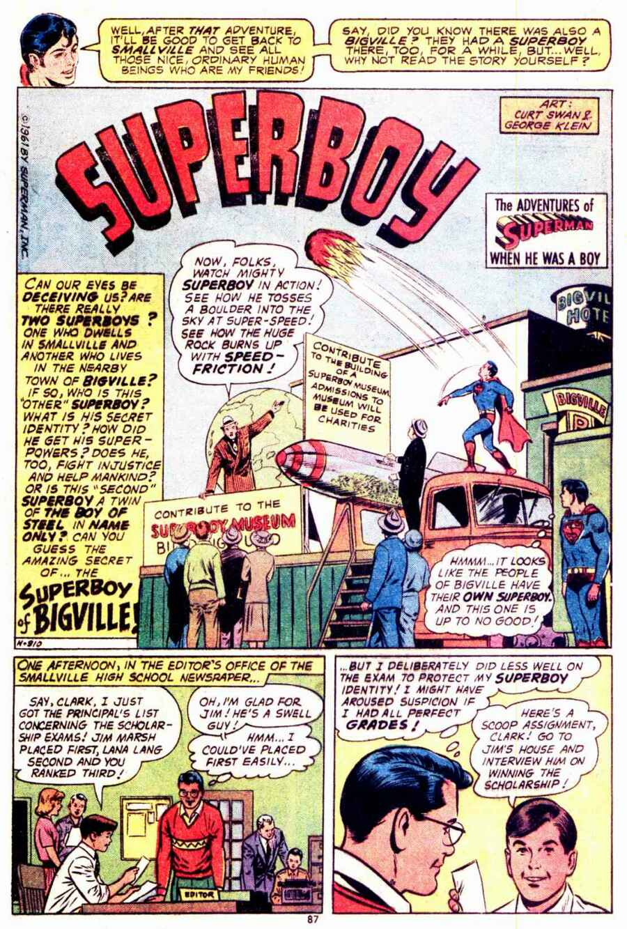 Superboy (1949) issue 202 - Page 75