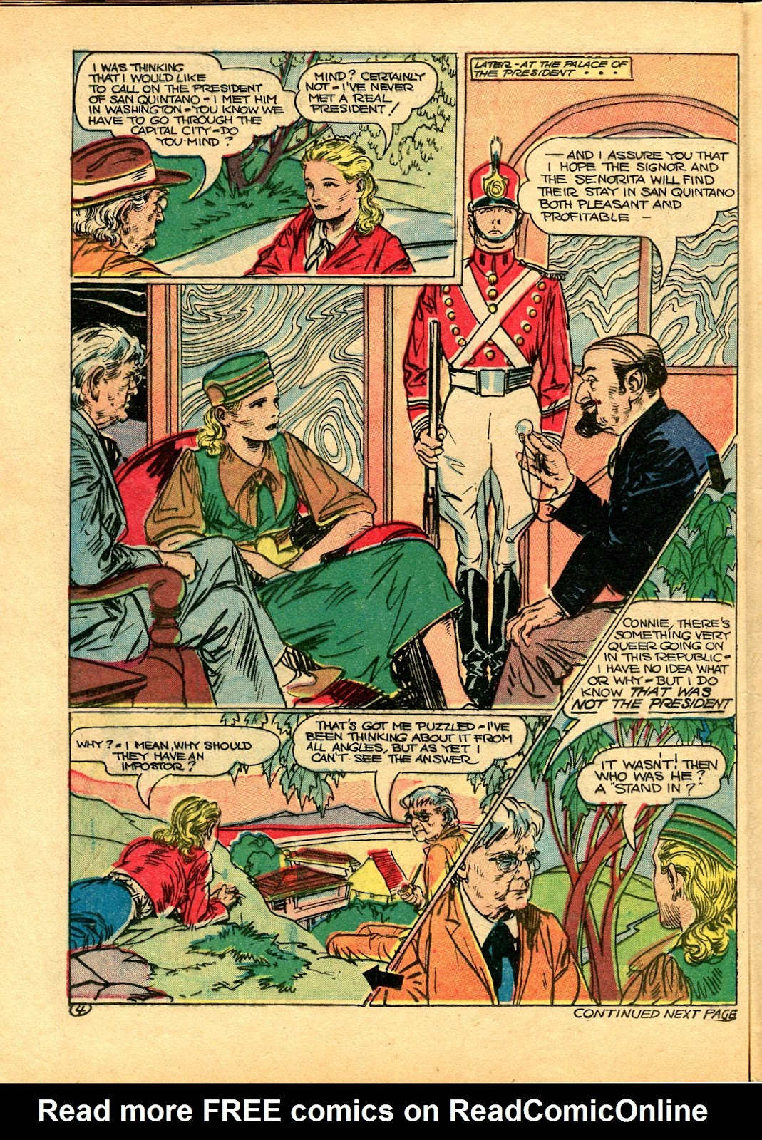 Read online Famous Funnies comic -  Issue #102 - 22