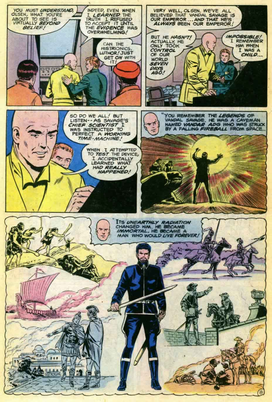 Read online Action Comics (1938) comic -  Issue #516 - 9