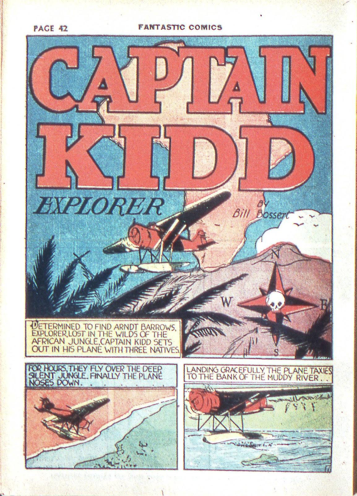 Read online Fantastic Comics comic -  Issue #3 - 44