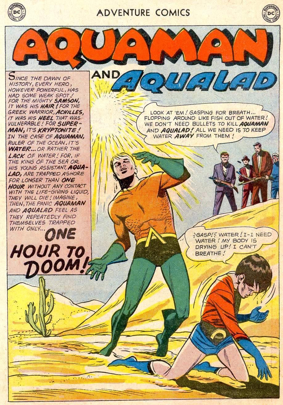 Read online Adventure Comics (1938) comic -  Issue #282 - 19