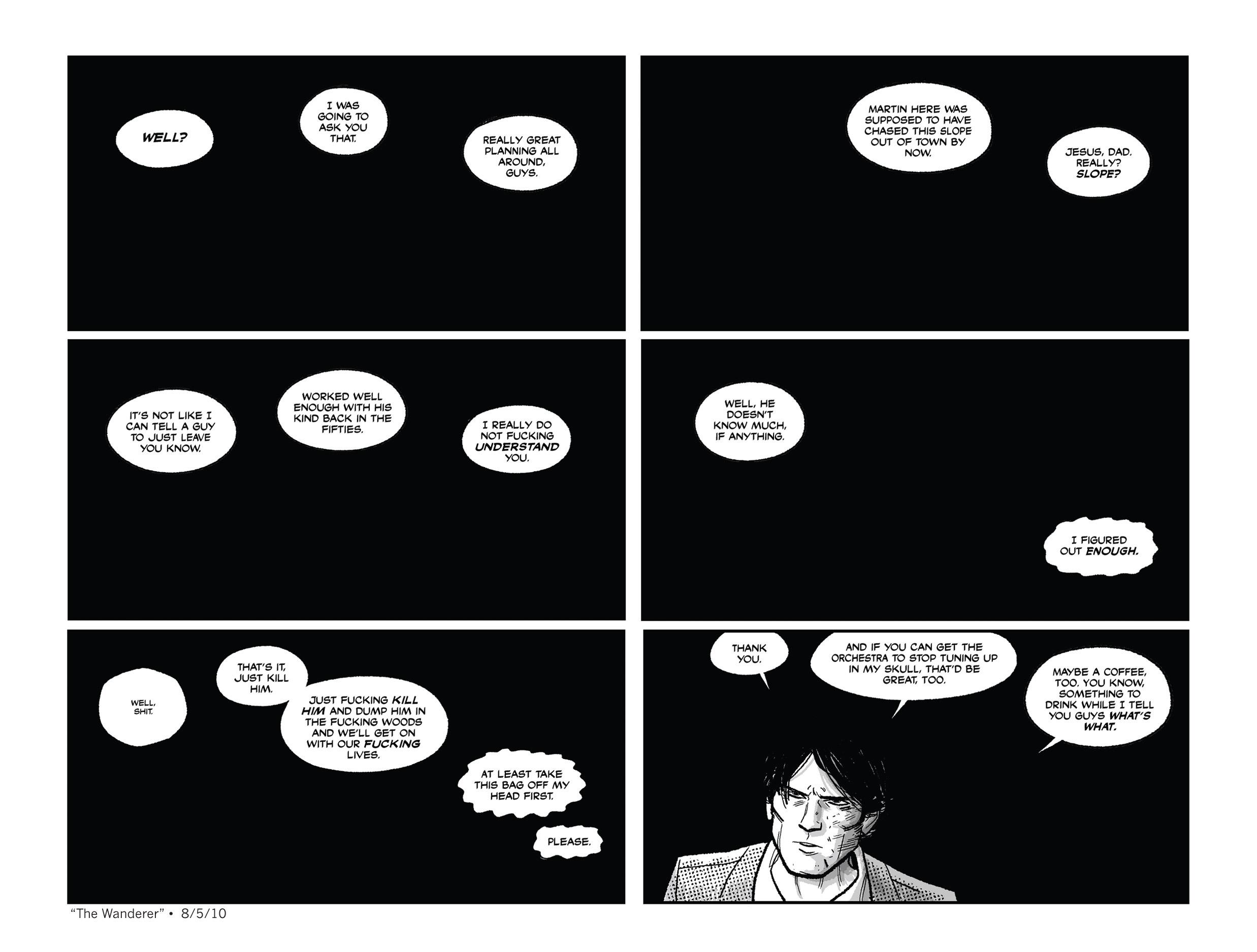 Read online She Died In Terrebonne comic -  Issue #3 - 12