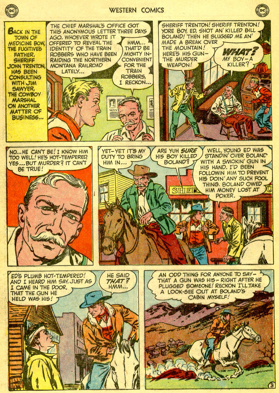 Western Comics issue 18 - Page 40