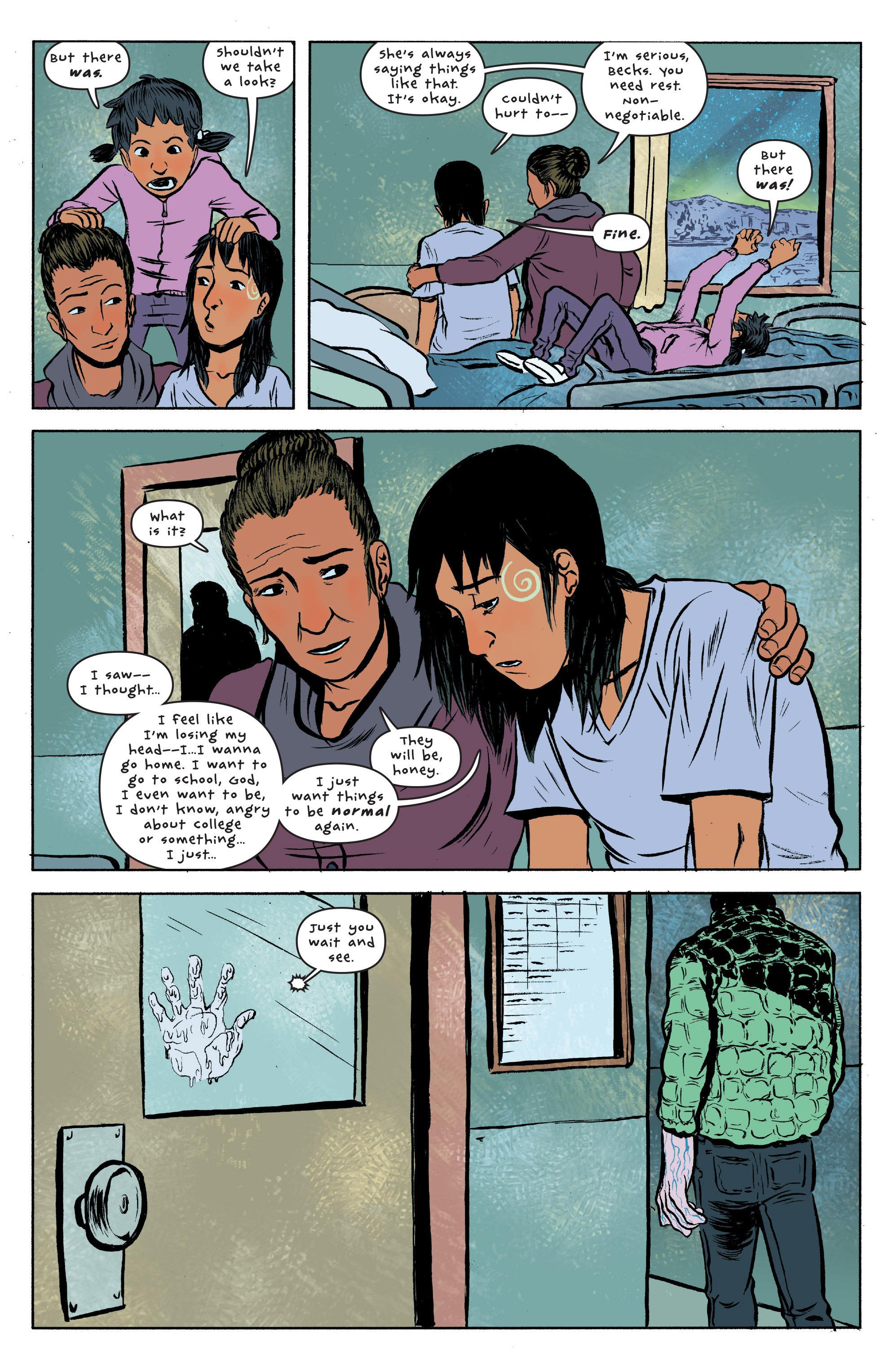 Read online UFOlogy comic -  Issue #2 - 21