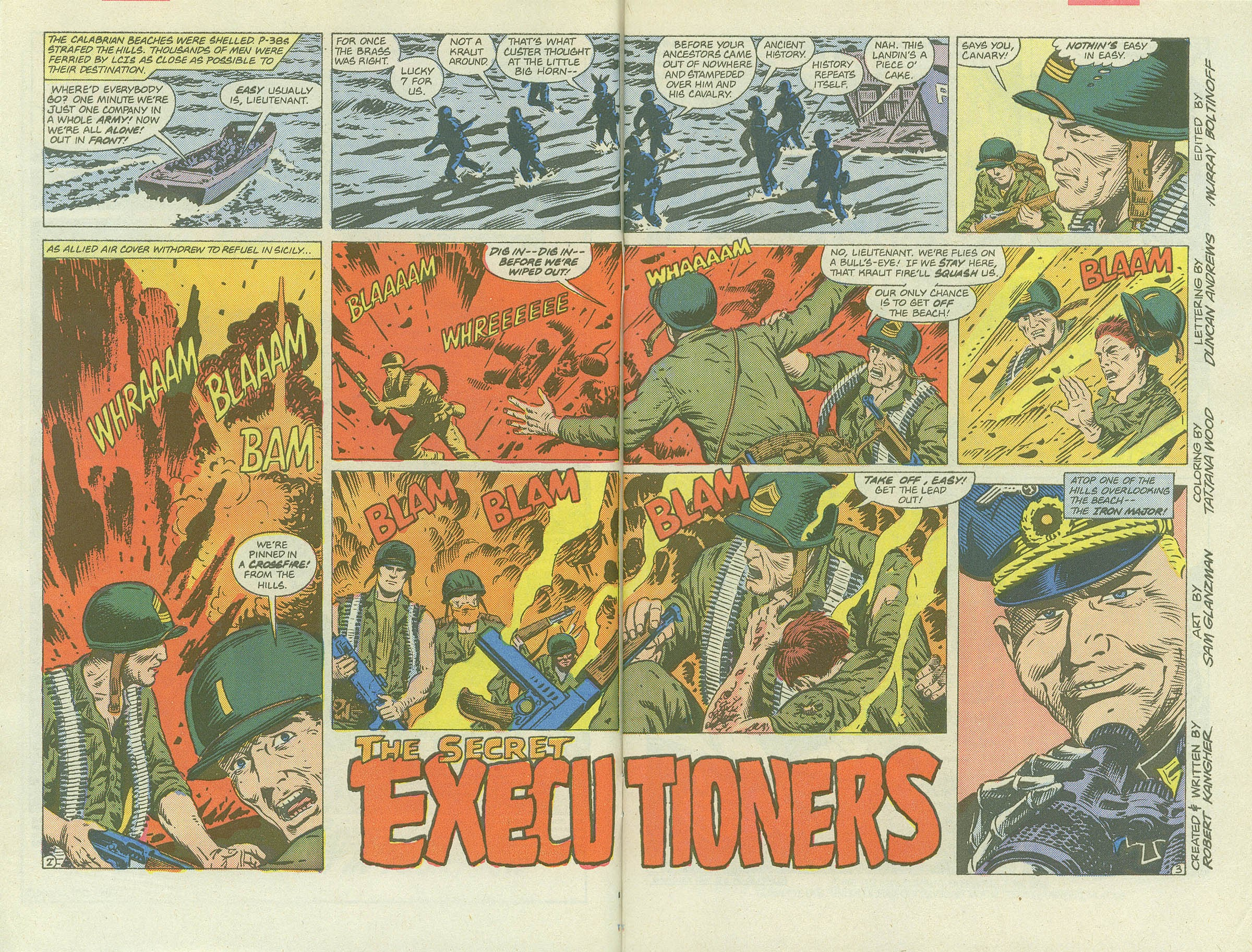Read online Sgt. Rock comic -  Issue #420 - 4