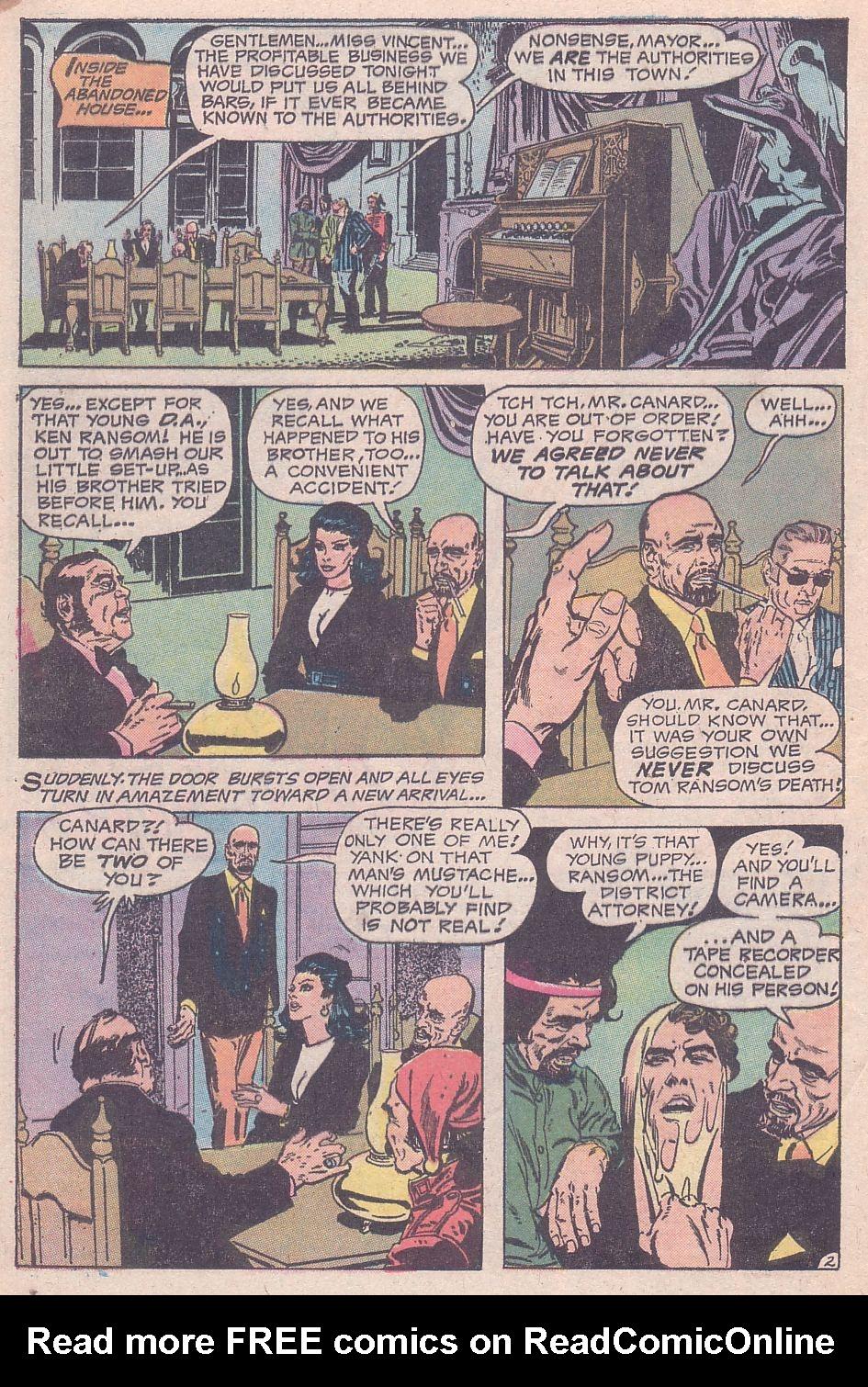 Read online Adventure Comics (1938) comic -  Issue #428 - 4